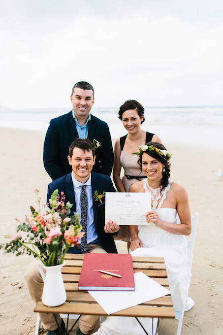 broken Head Beach Wedding marriage celebrant_17