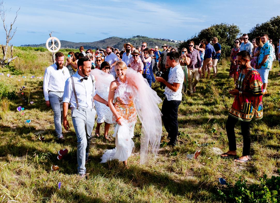 evans head wedding cara gallagher modern love byron bay celebrant
