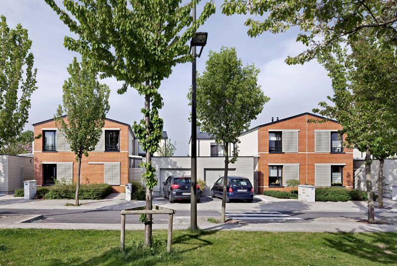 Les Villas de Flore  - 30 maisons - Amiens