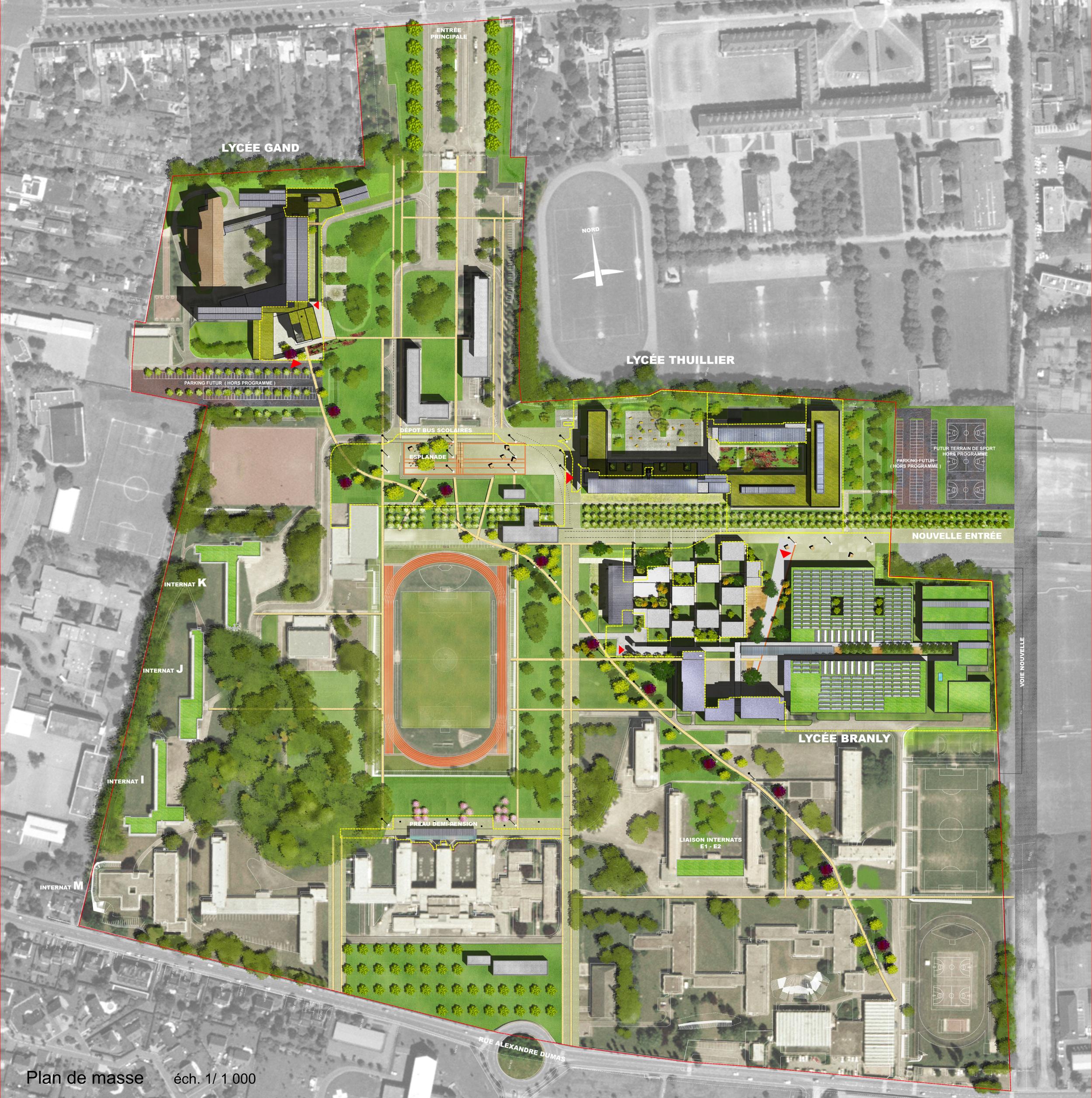 Lycée Gand Amiens