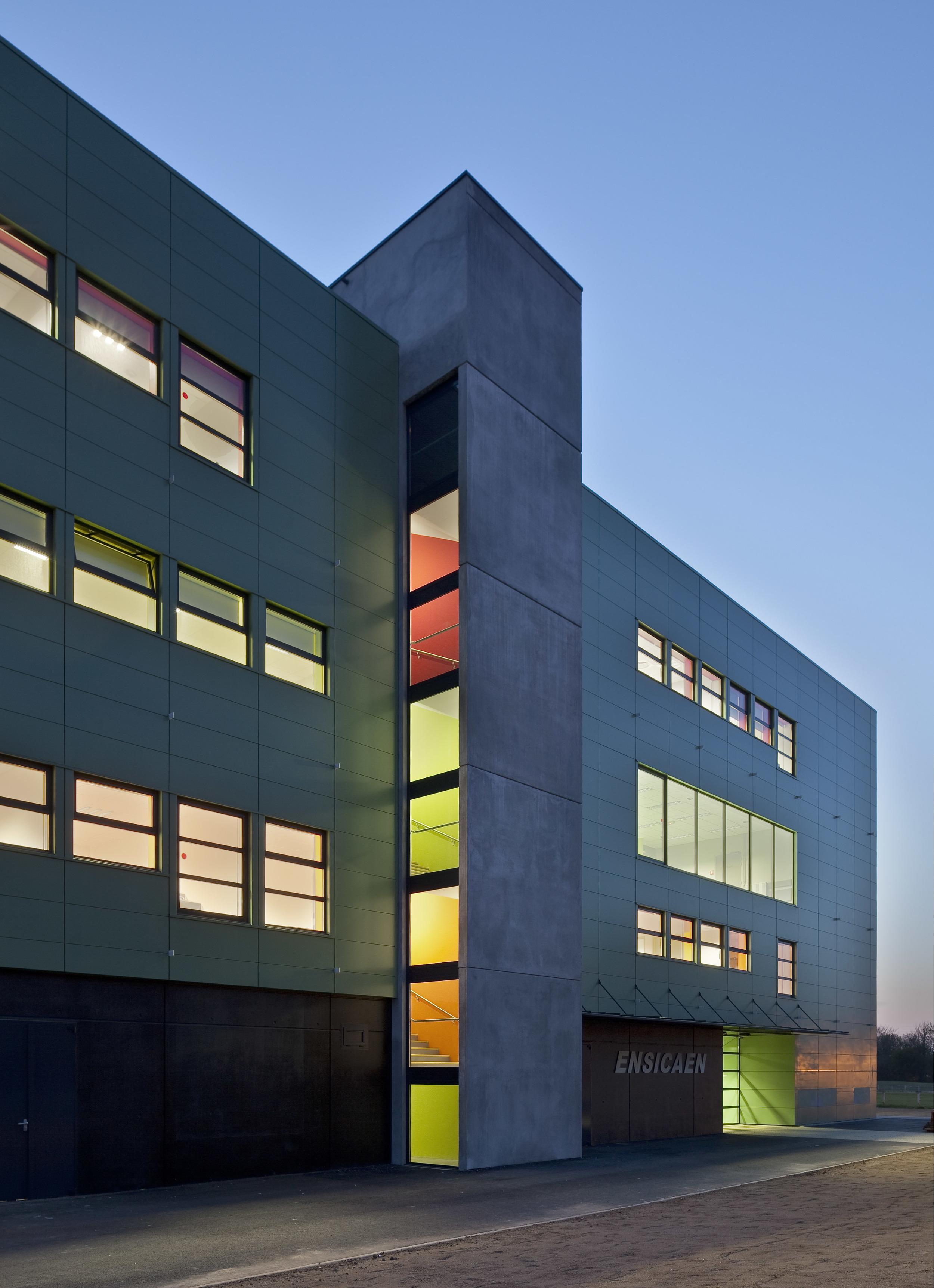 Caen - EnsiCaen - Ecole d'ingénieur