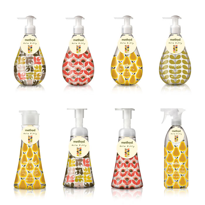 Limited Edition | Orla Kiely for Method