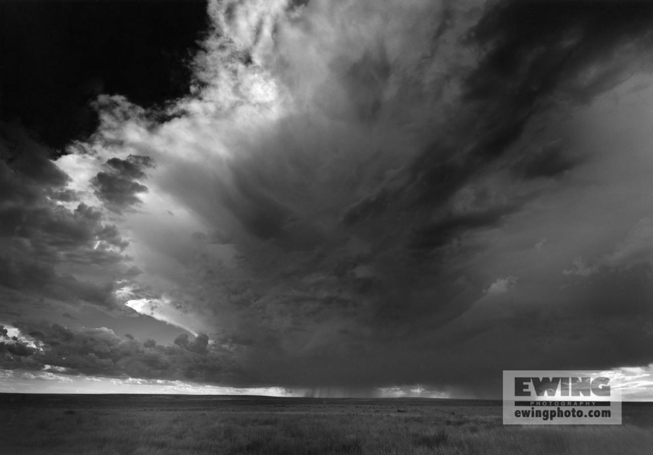 Storm, West of Route 71 Pawnee Grasslands, Colorado