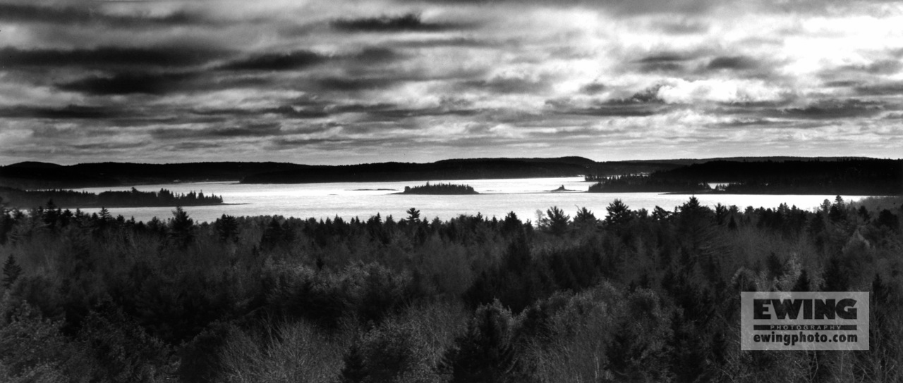 Flanders Bay/Baker Hill, Maine