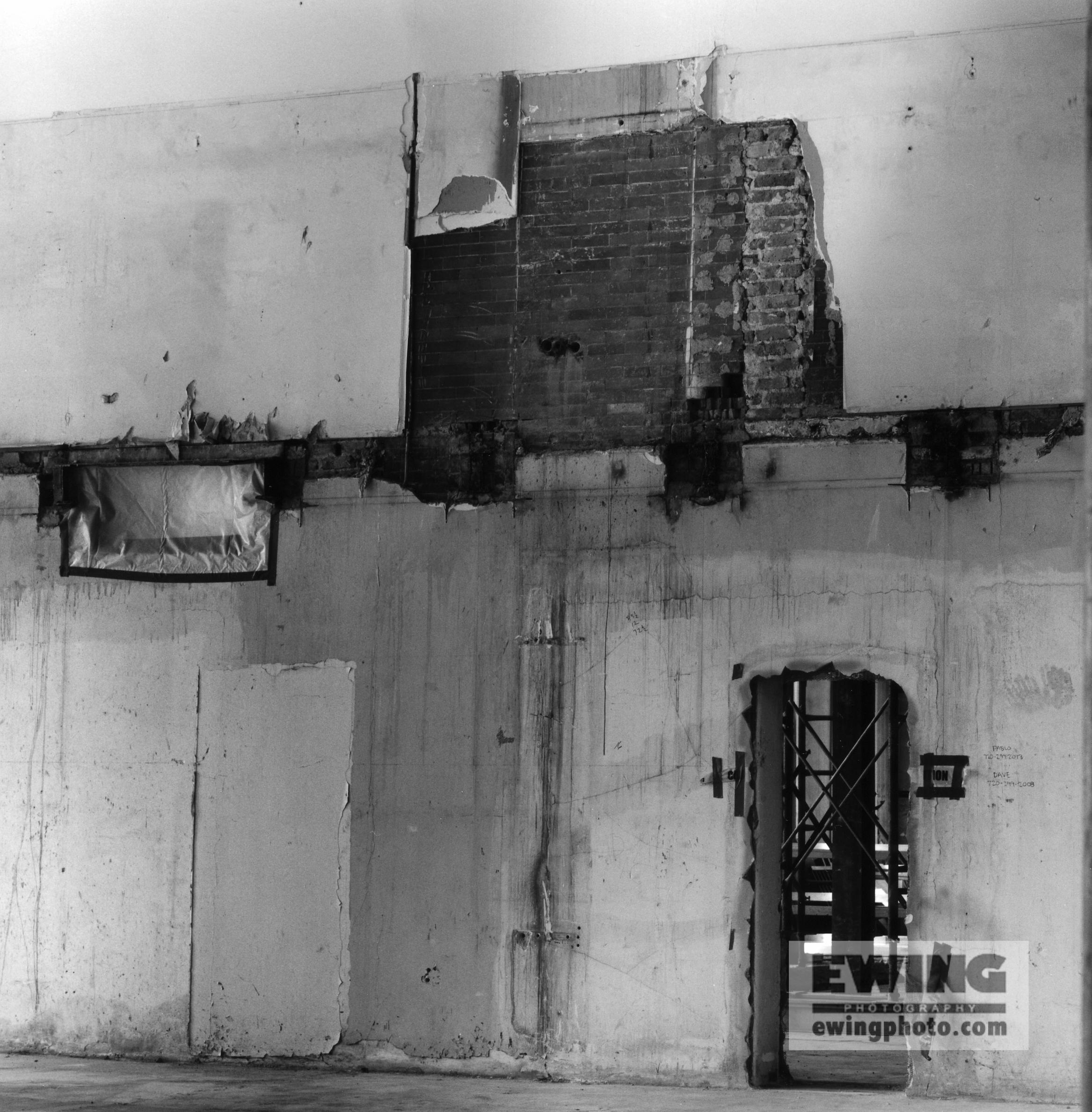 Demolition – Union Station, Denver, CO