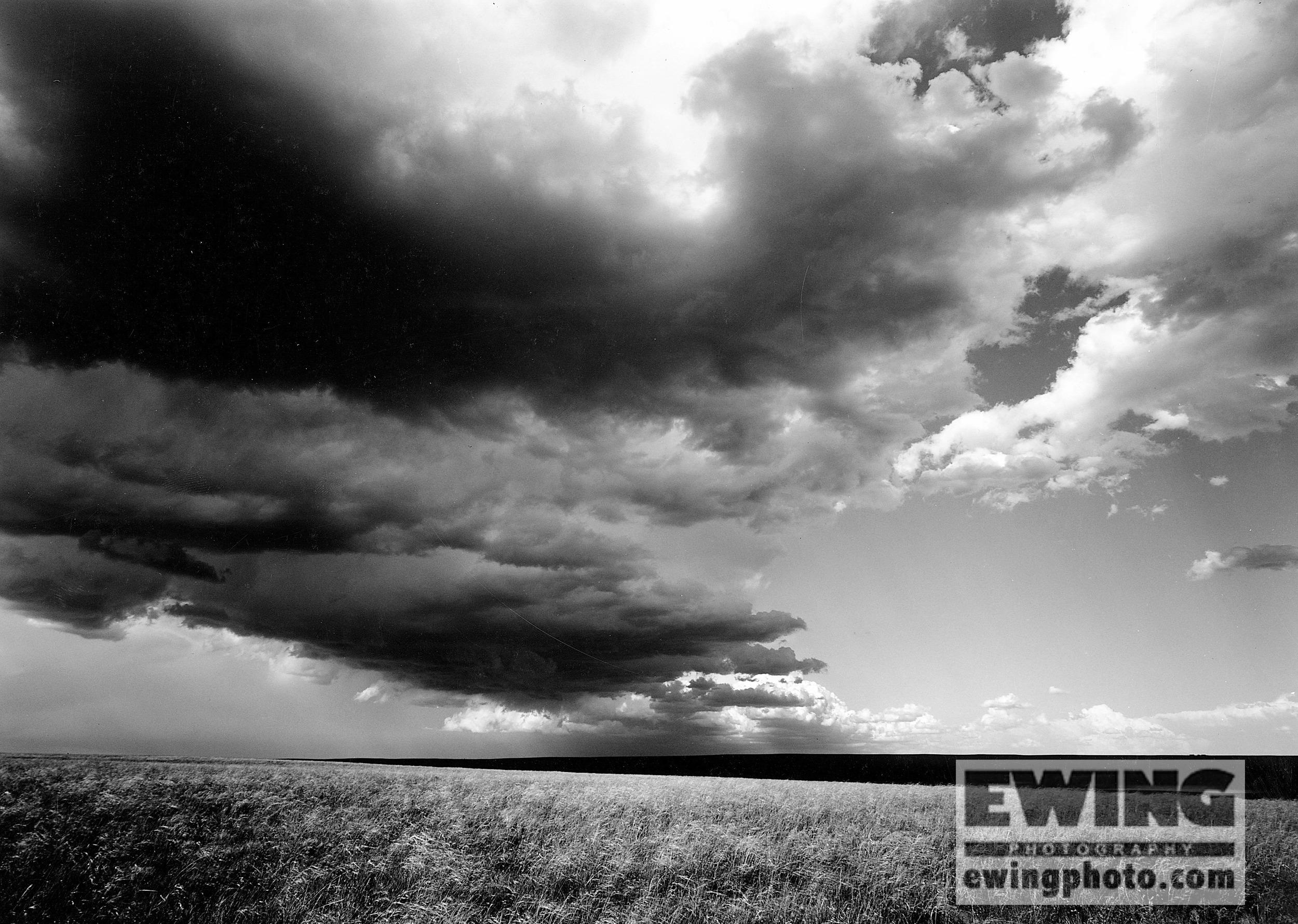 Evening Storm, Bohart Ranch, Colorado