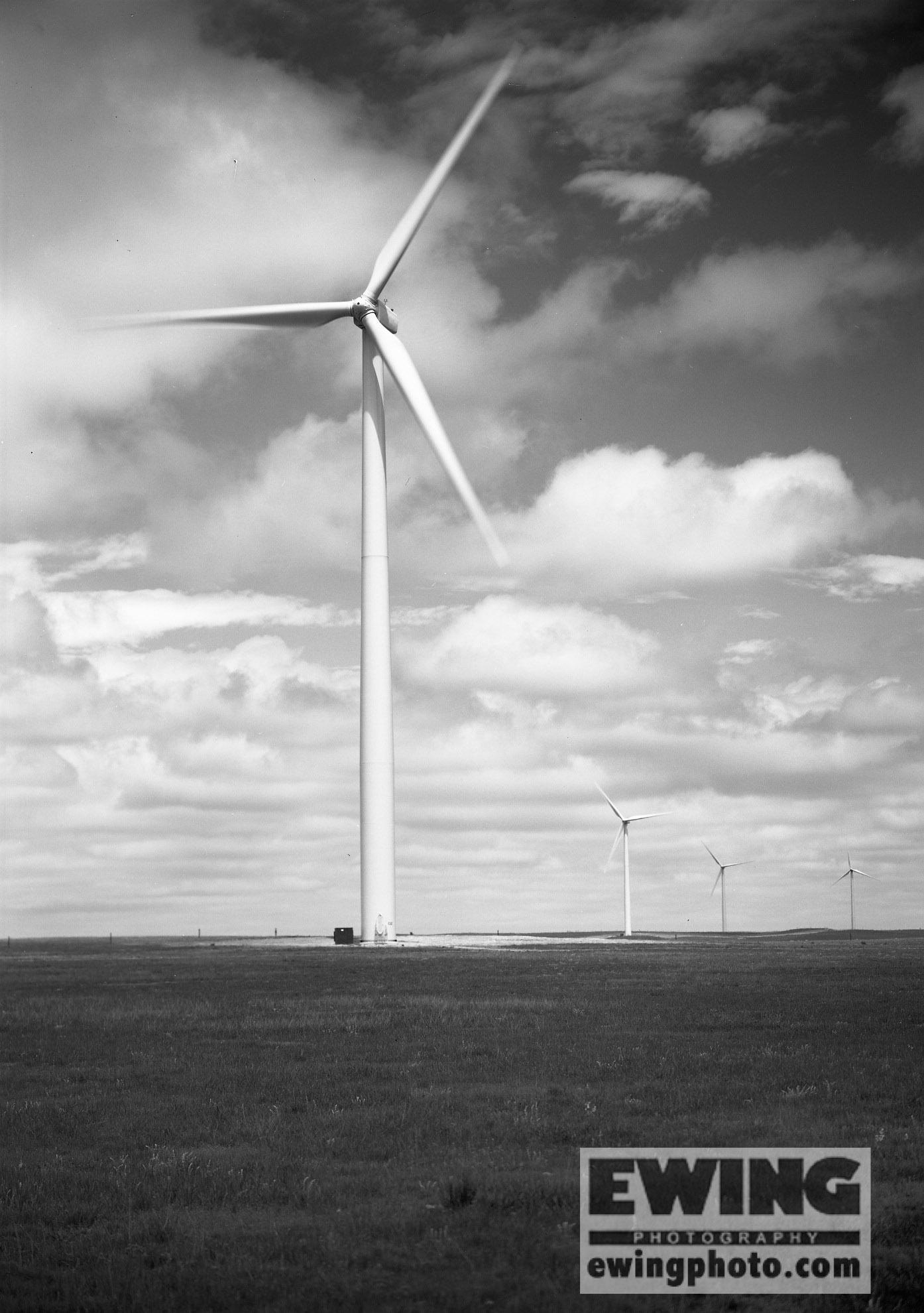 Cedar Creek Wind Farm, Pawnee Buttes, Colorado
