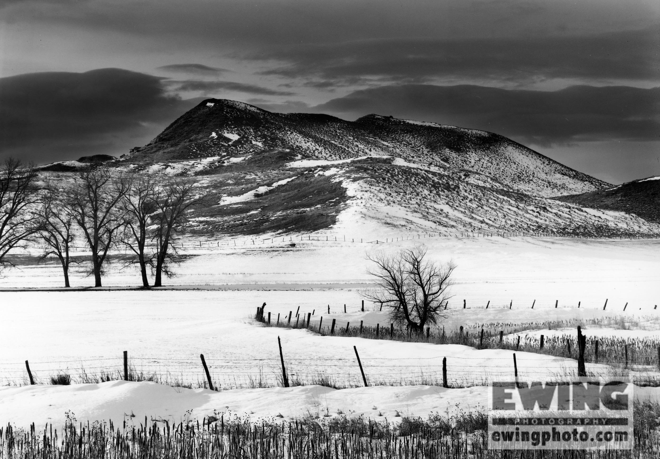Rd. 171, Boxelder Creek, Wyoming