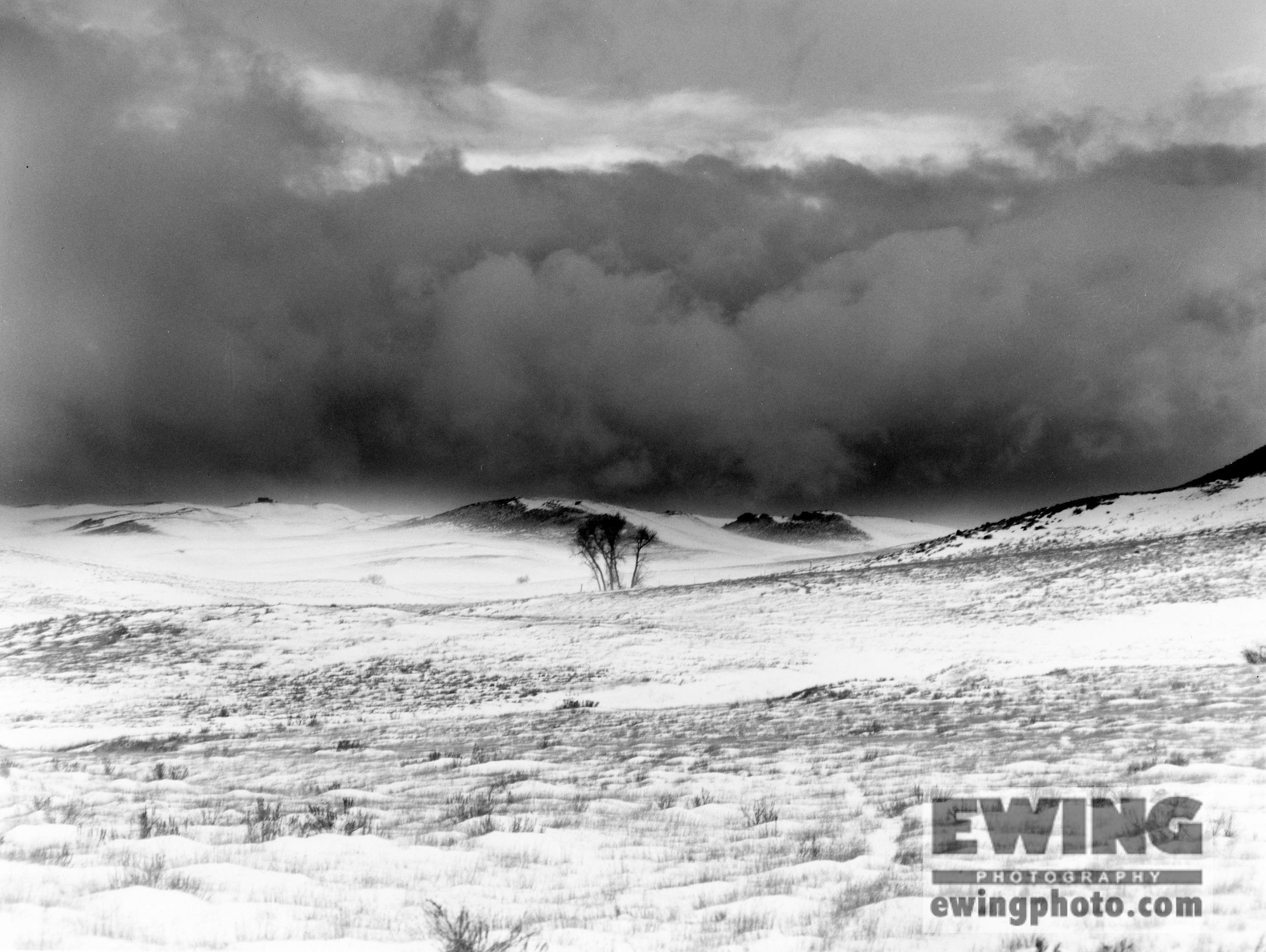 Coal Creek Rd., Wyoming