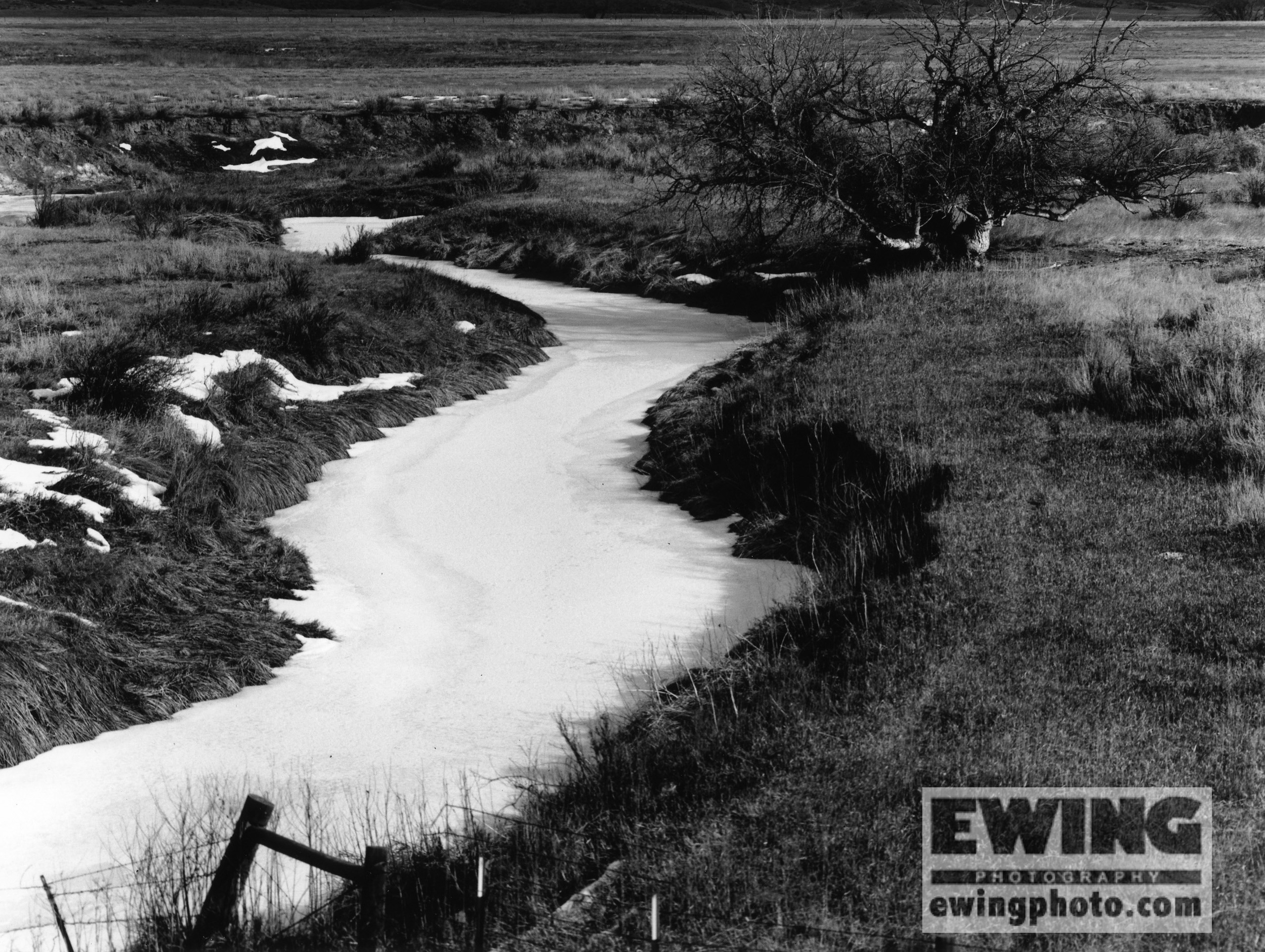 Crazy Women Creek, Wyoming