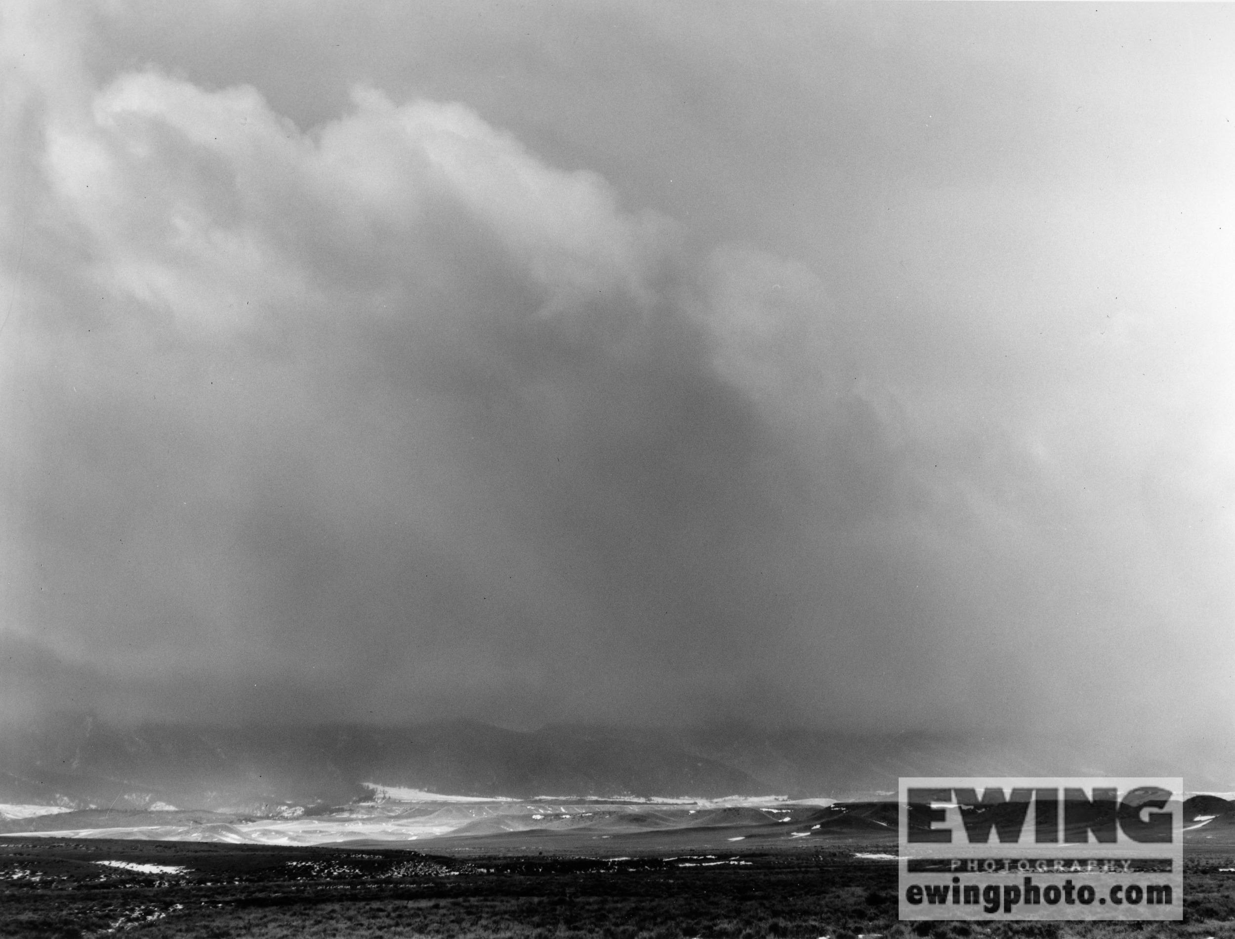 Rt 196, Bighorn Mountains, Wyoming