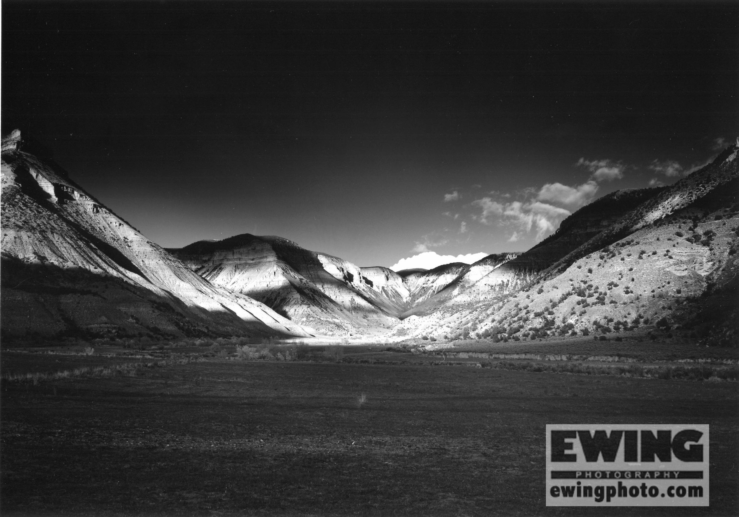 Roan Plateau, Conn Creek North of Grand Junction, Colorado