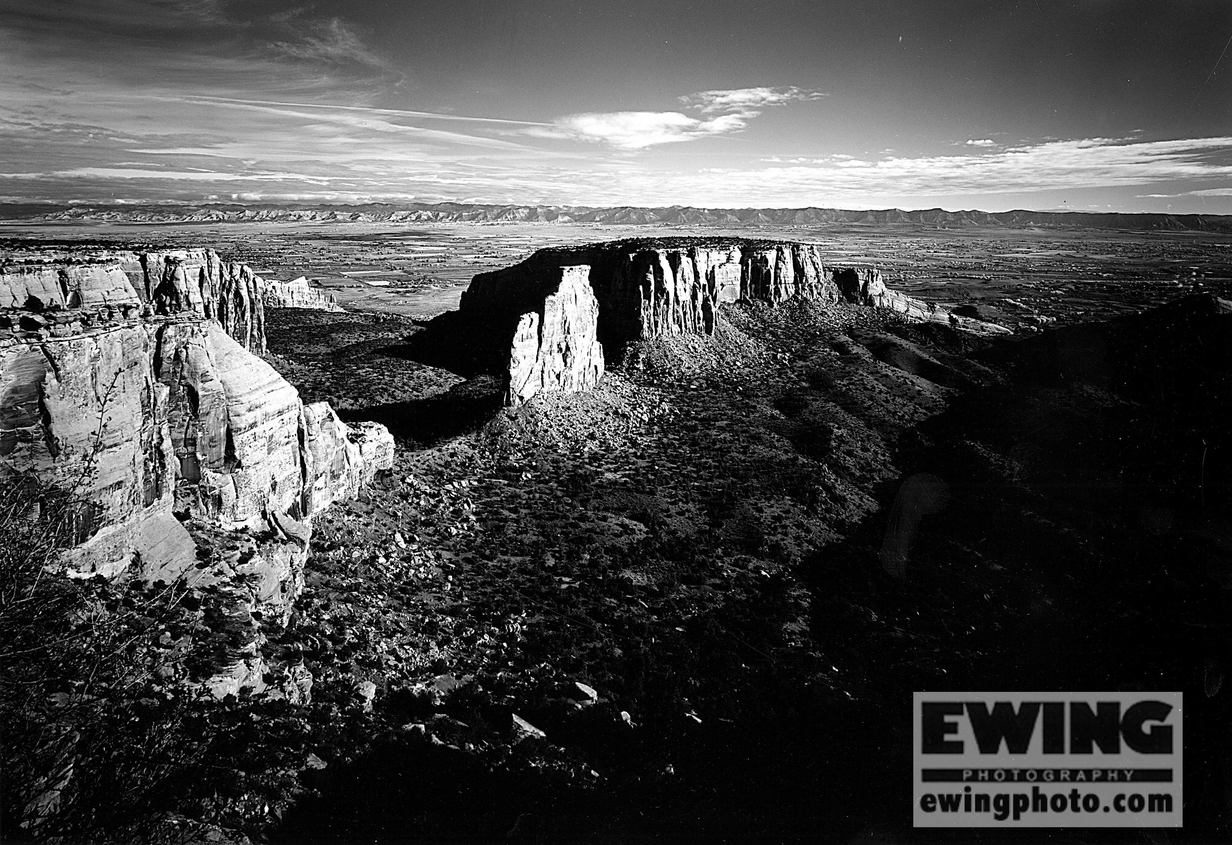 Colorado National Monument Northwest Colorado