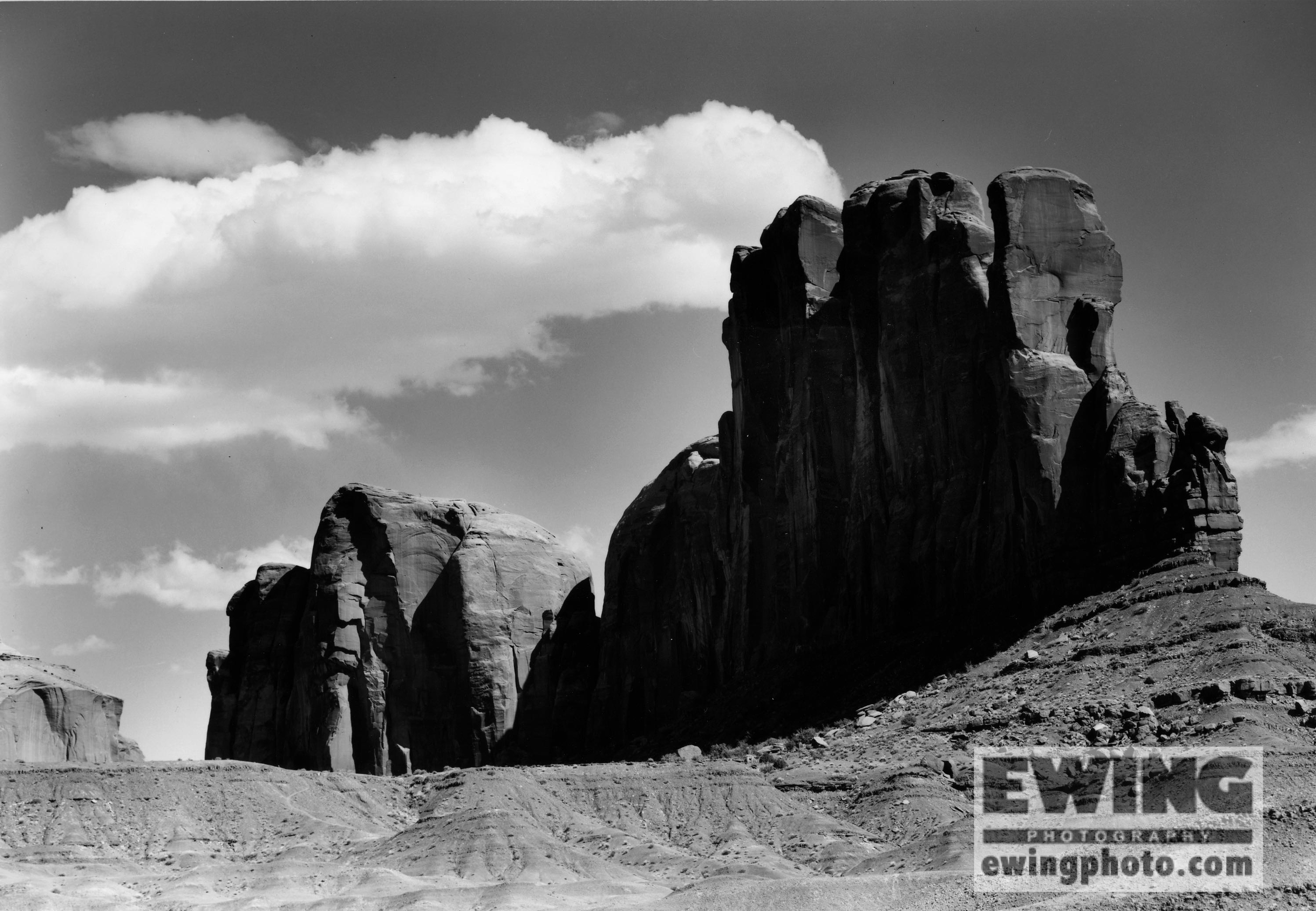 Camel Butte, Monument Valley, Arizona