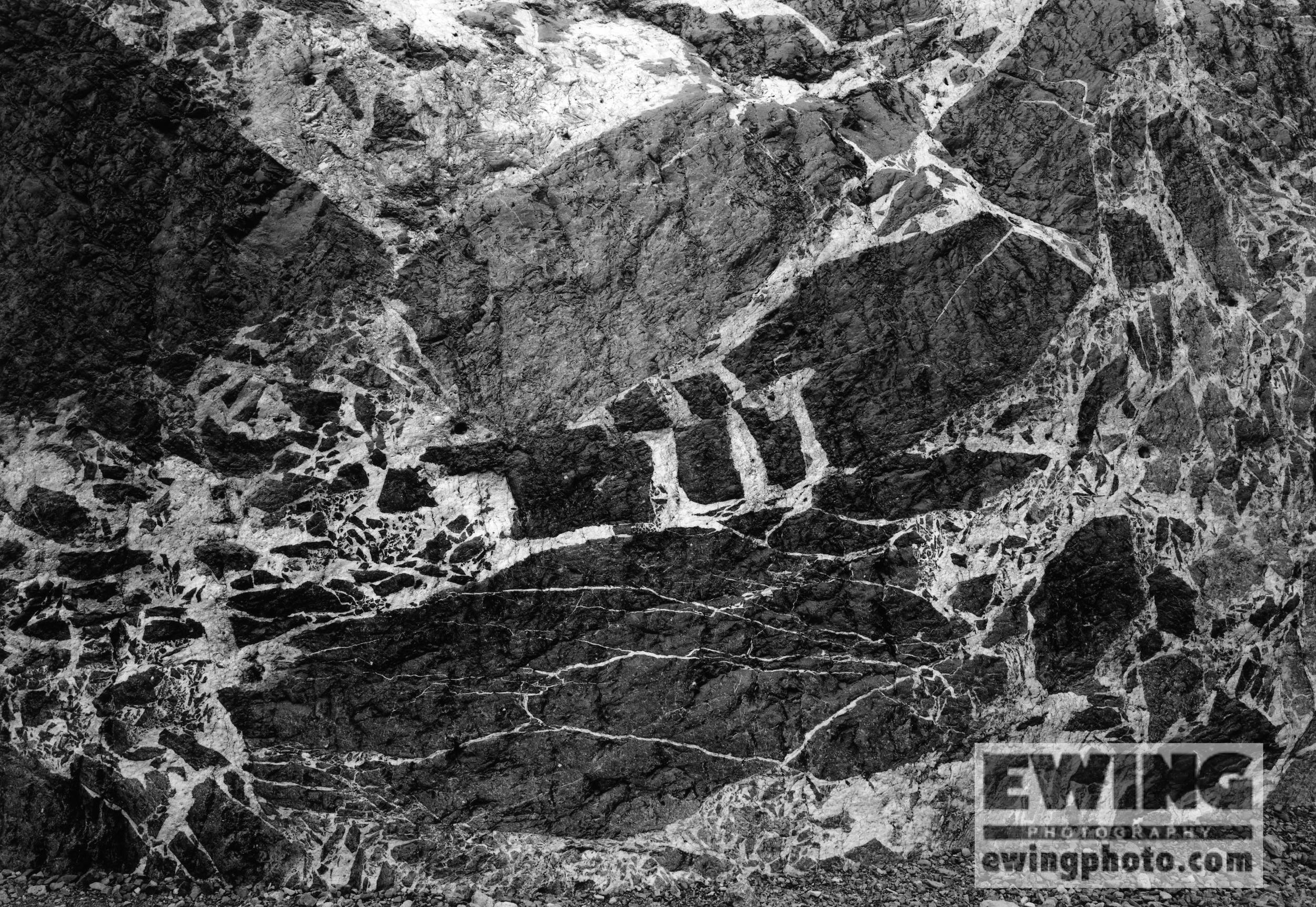 Titus Canyon, Death Valley California