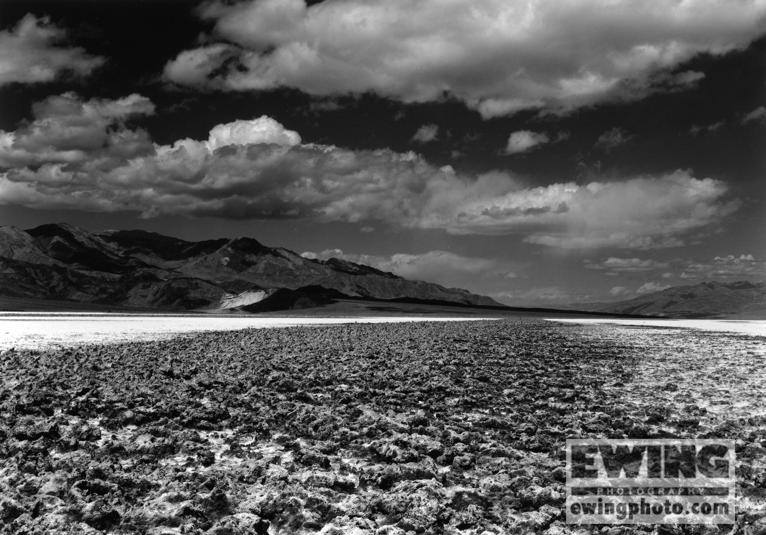Bad Water Basin Death Valley California