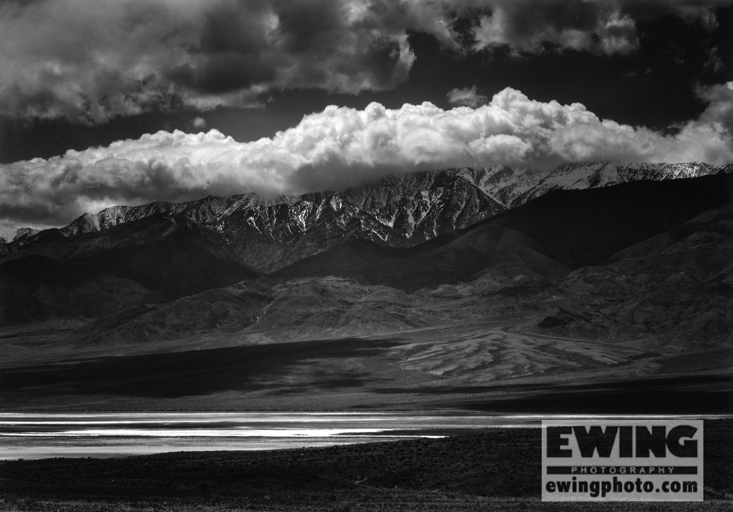 Panamint Range Death Valley, California