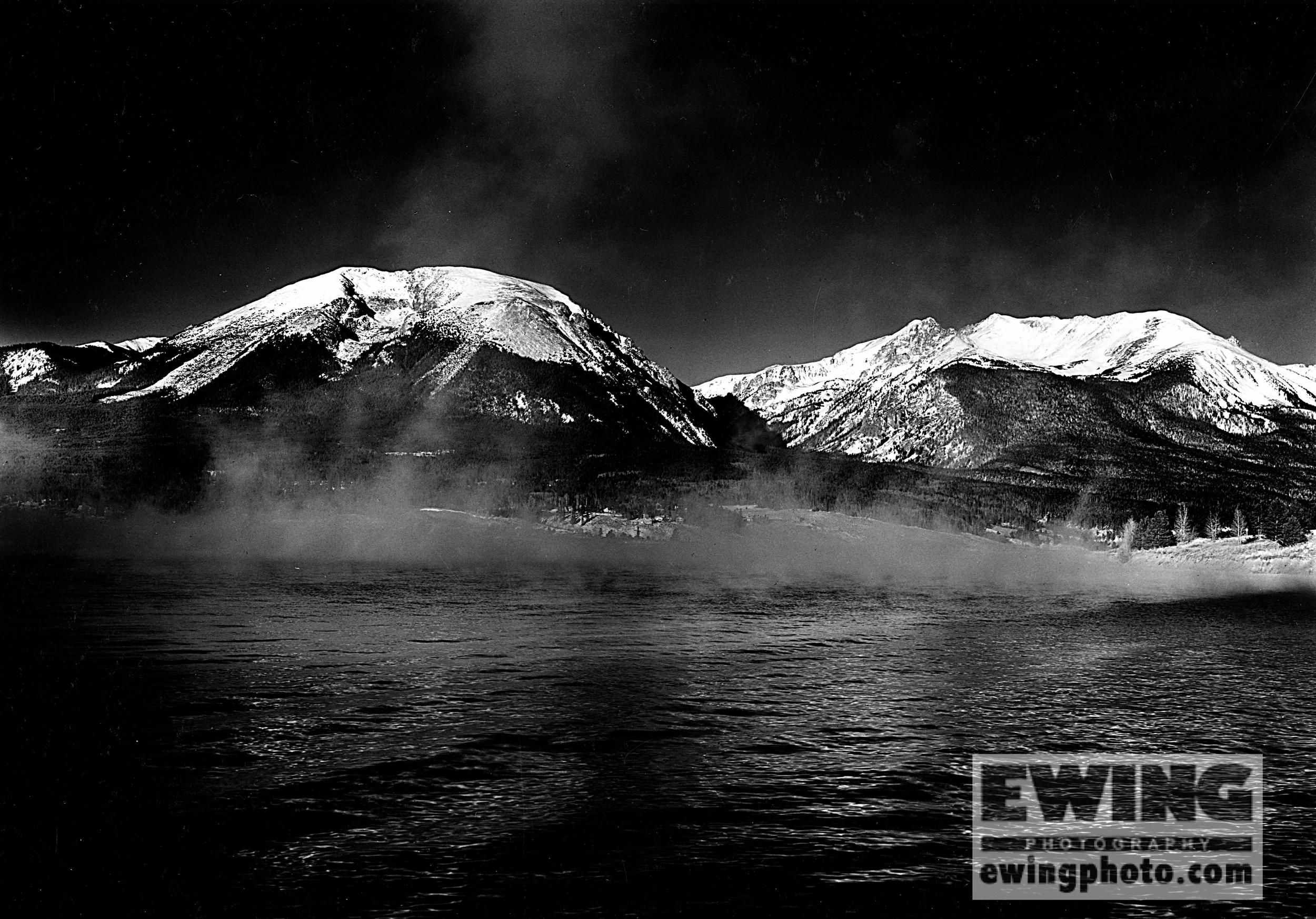 Buffalo Mountain Lake Dillon, Colorado