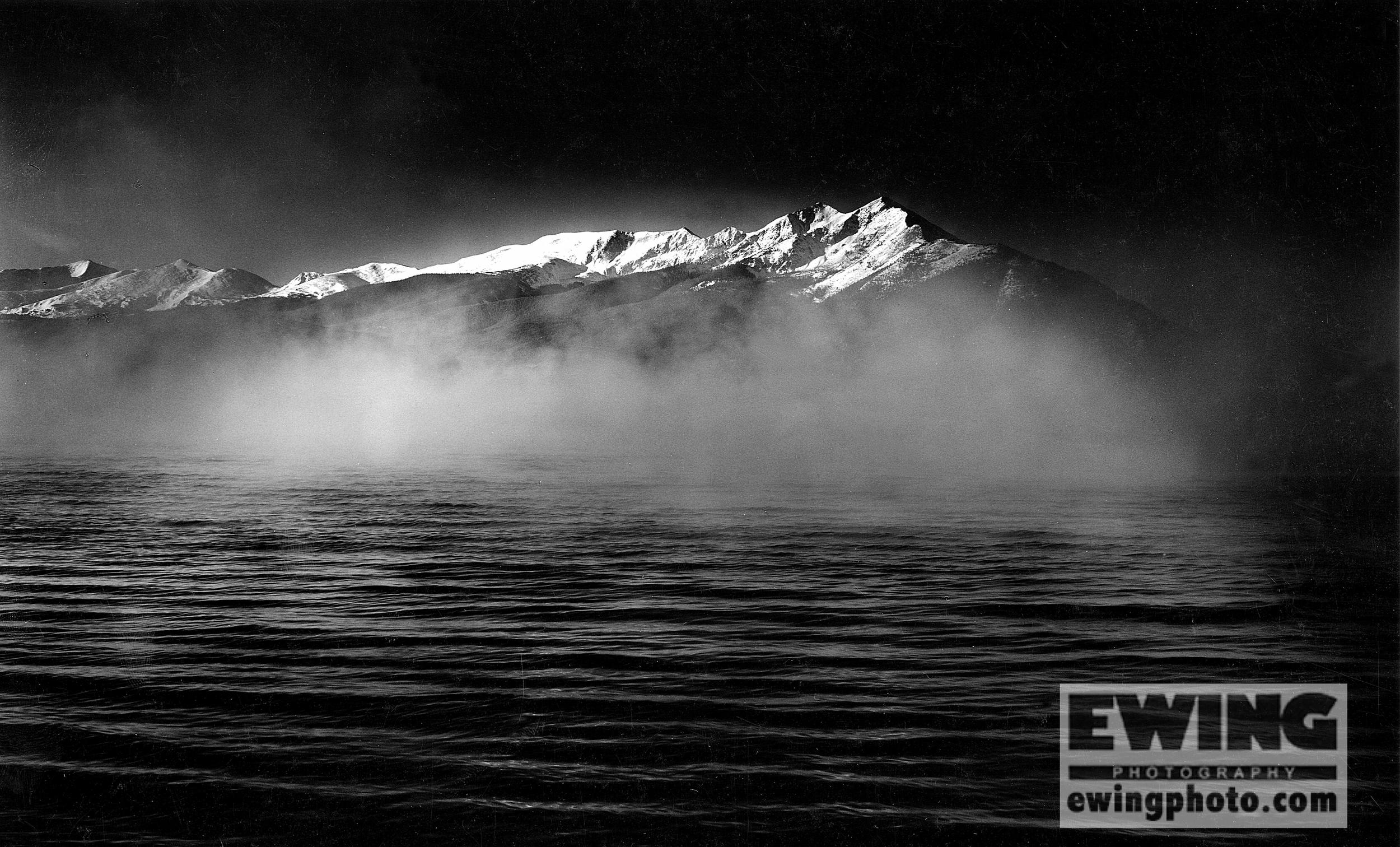 Sunrise, Ten Mile Range Lake Dillon, Colorado