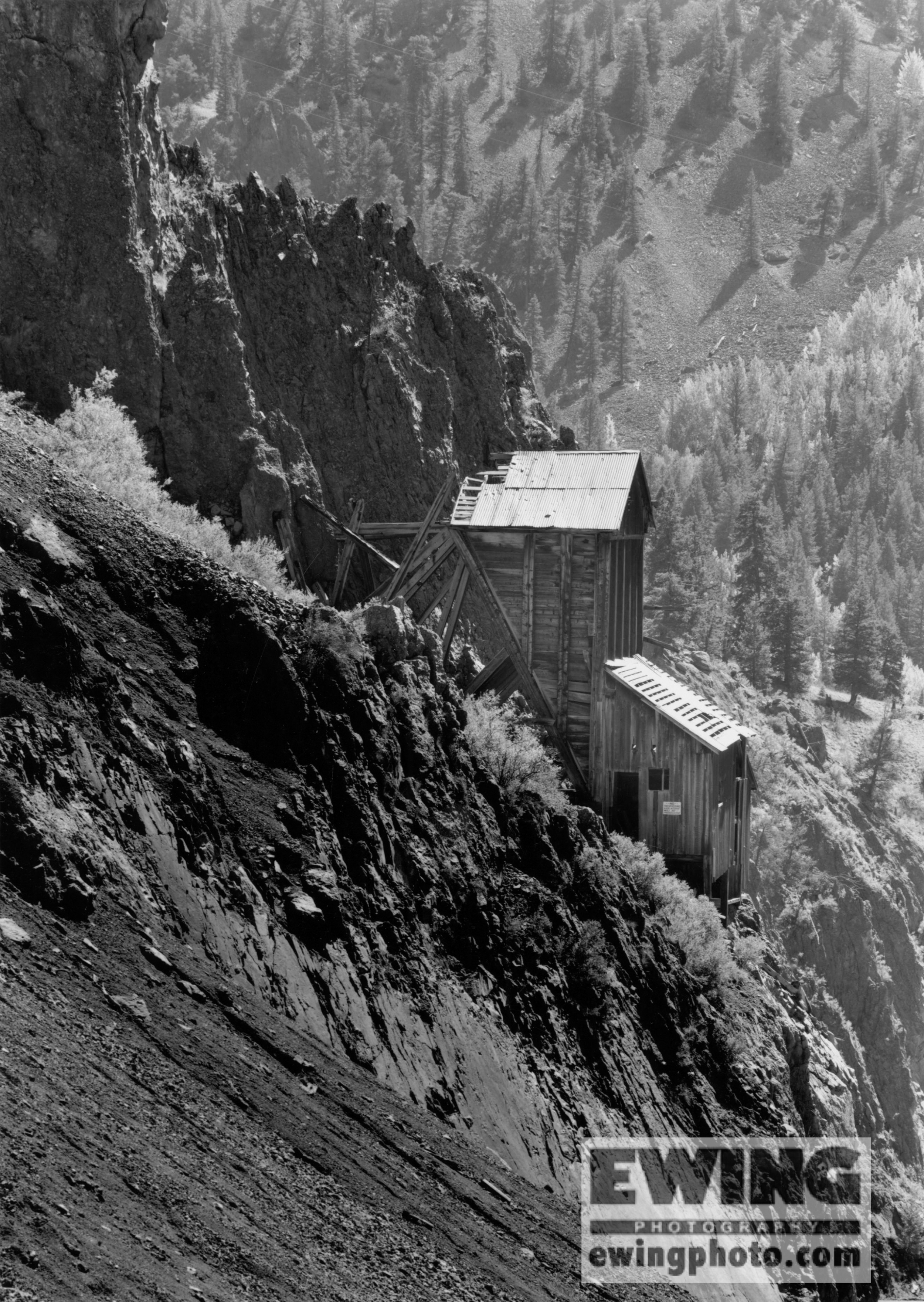 The Mines At Willow Creek, Rio Grande National Forest, Creede Colorado