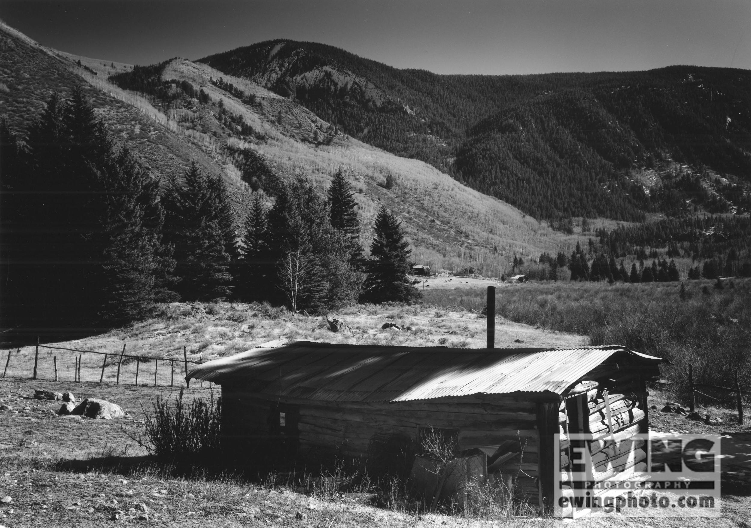 Homestead Cabin, East Lake Creek Ranch Edwards, Colorado
