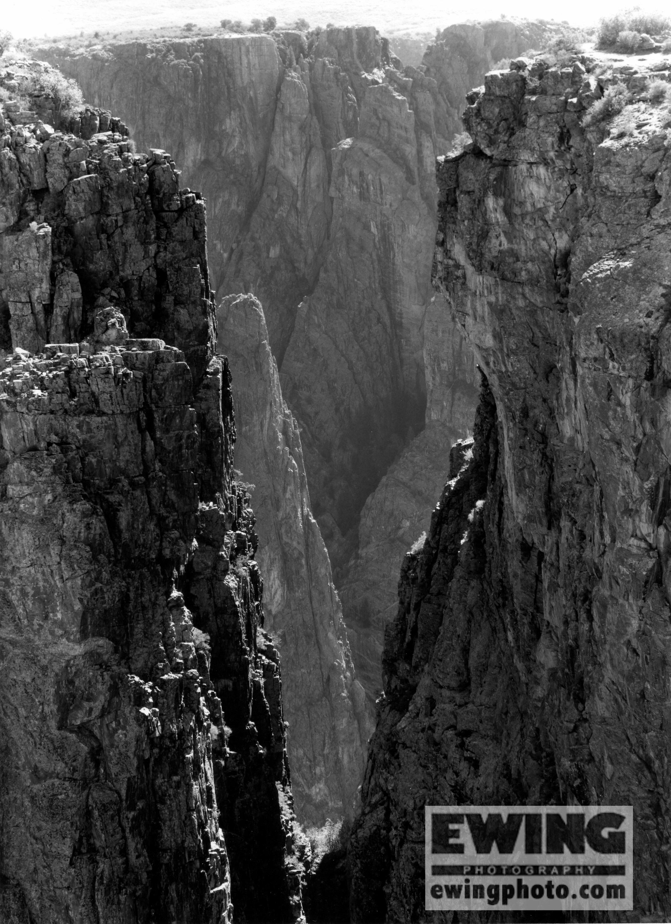 Black Canyon of the Gunnison Colorado