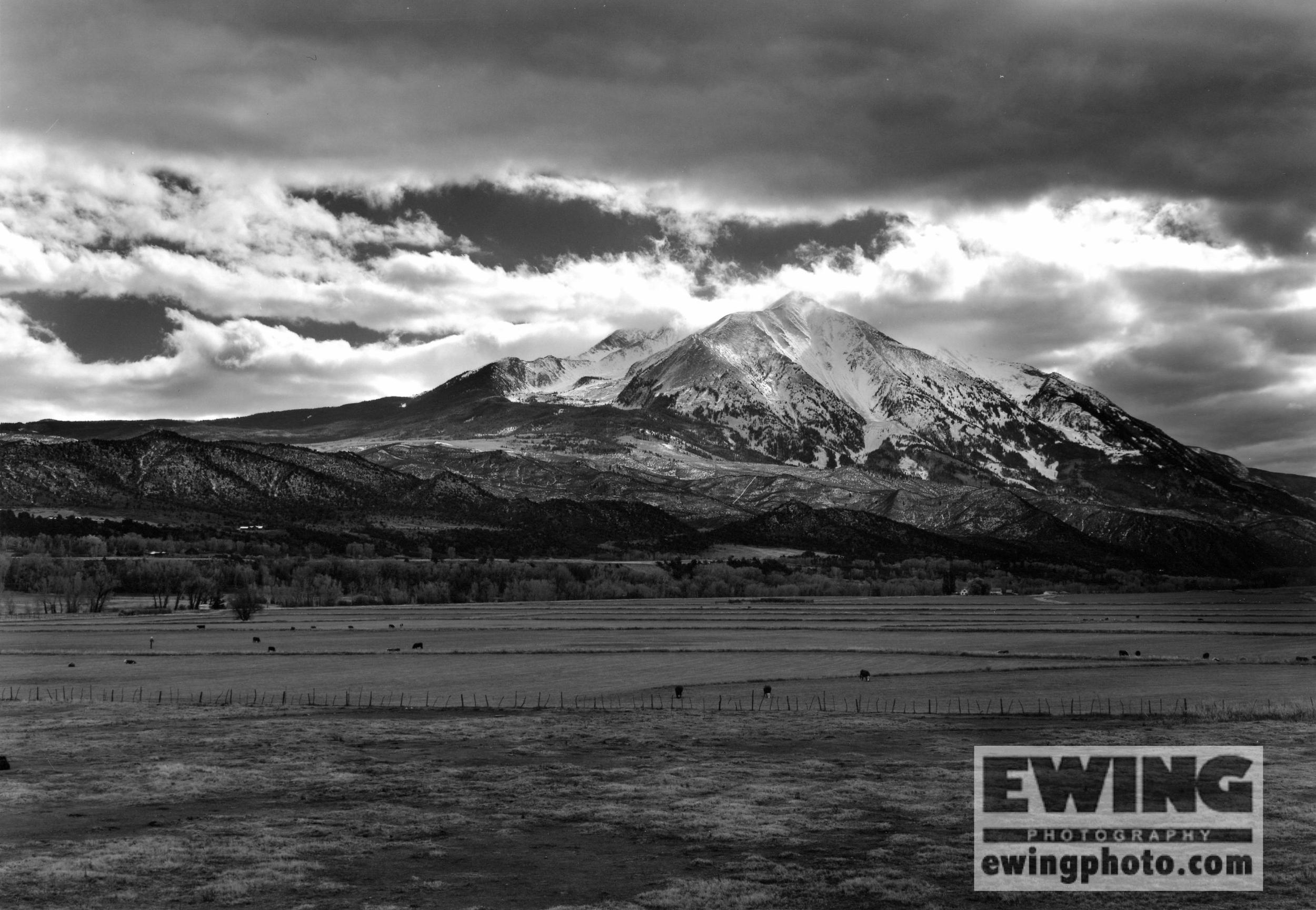 Mt. Sopris, Mt. Sopris Ranch, Colorado