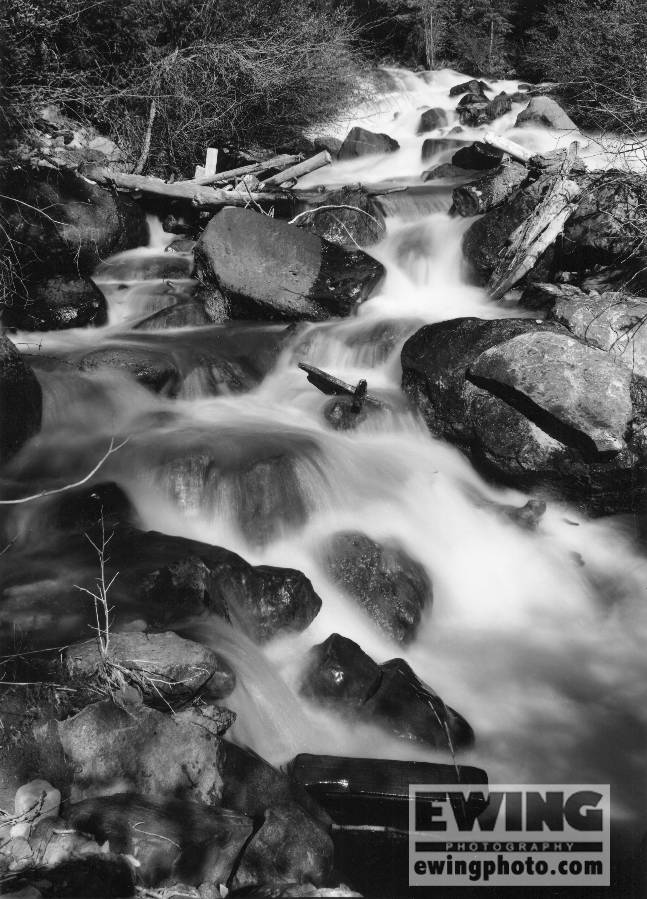 Keystone Falls, Telluride Colorado