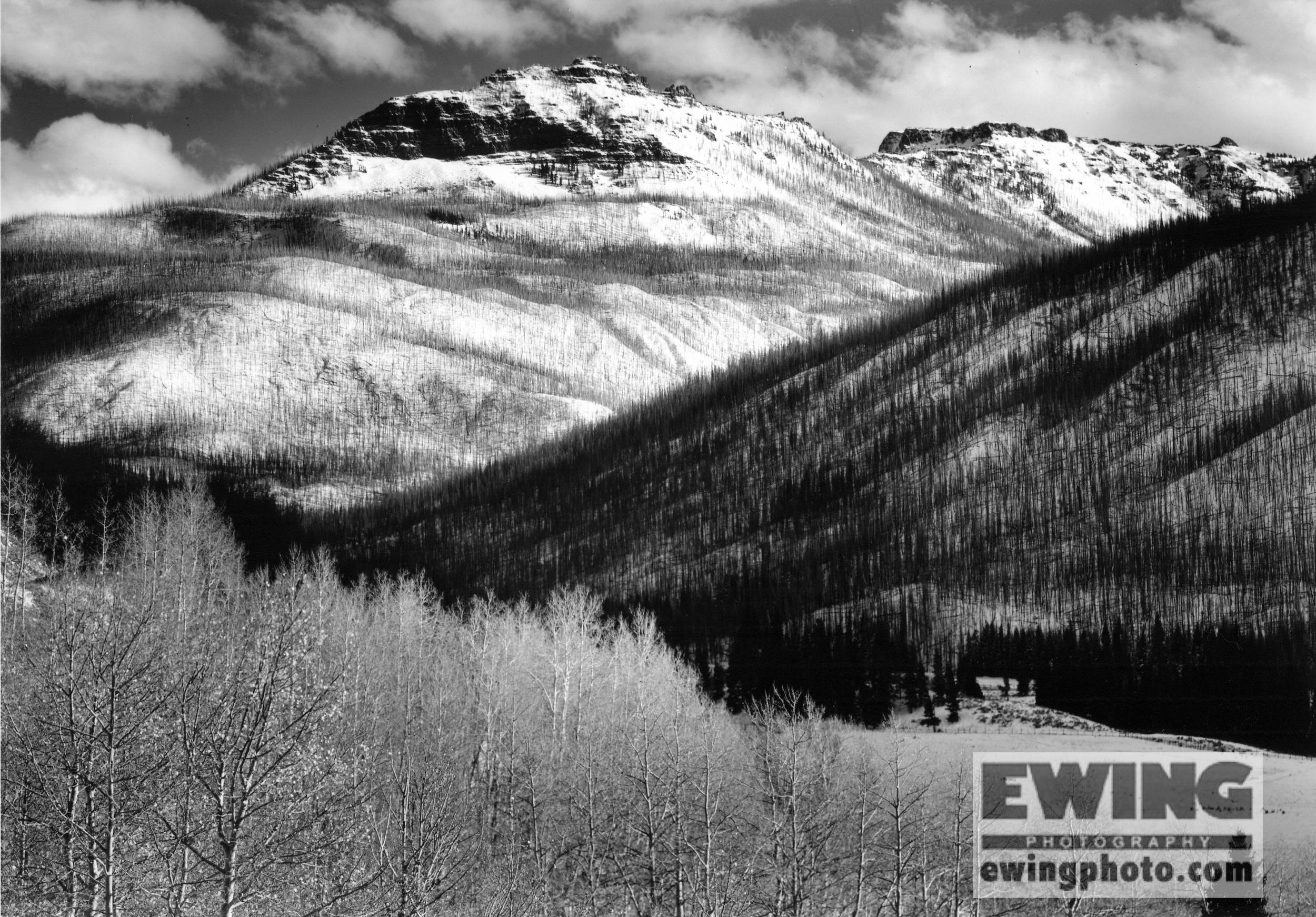 Flat Tops Wilderness, Colorado