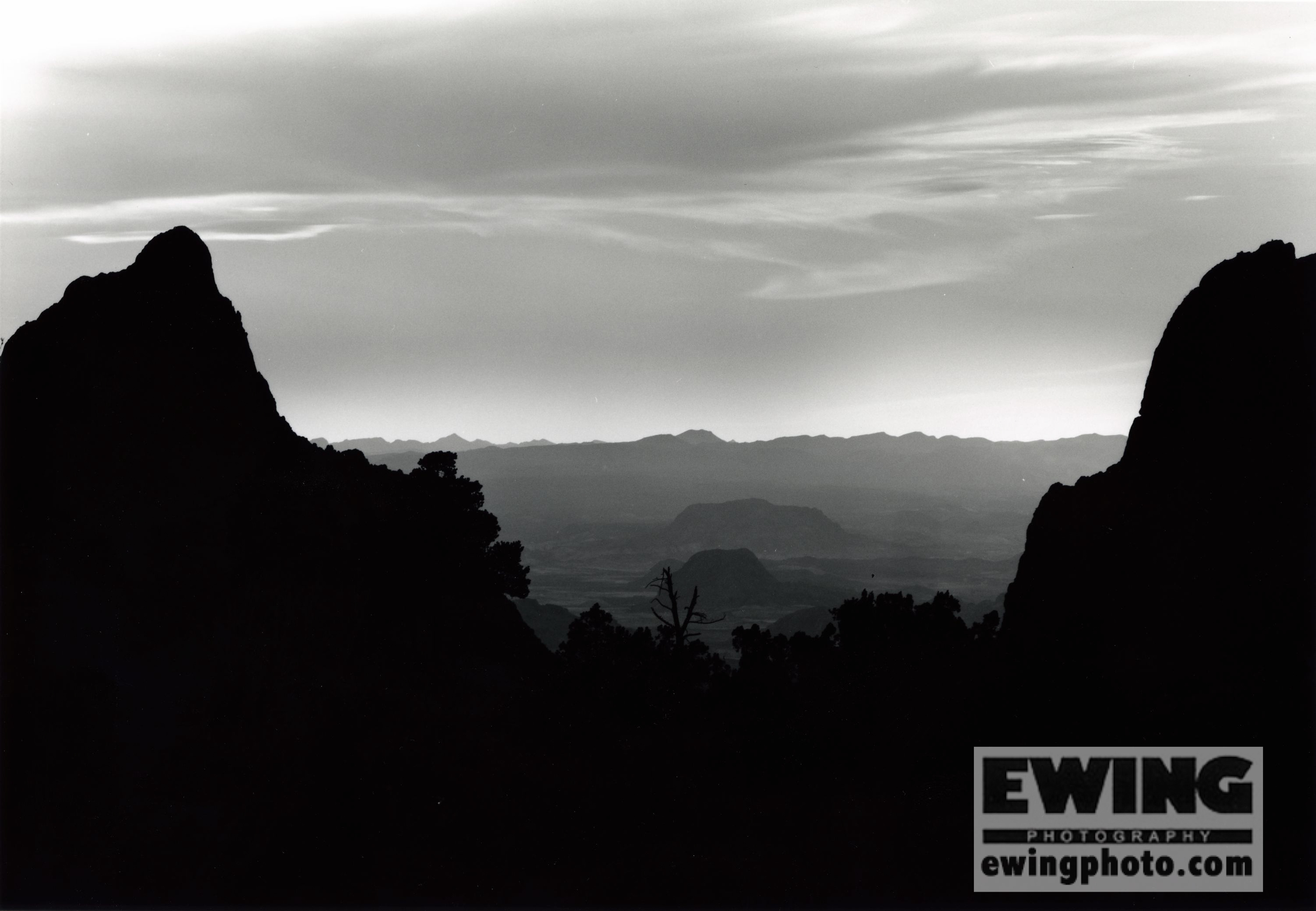 The Window, Big Bend National Park, TX