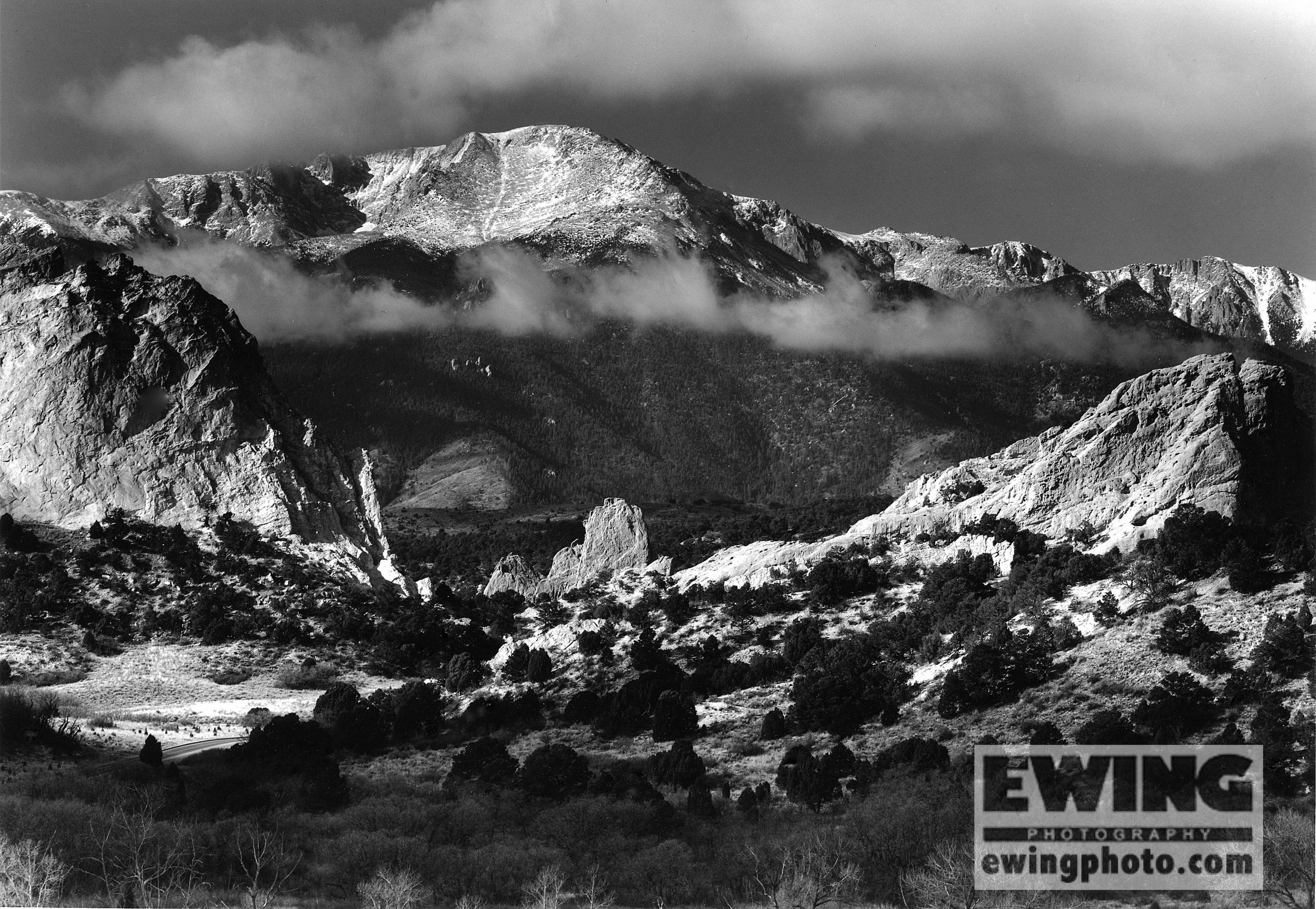 Garden of the Gods Pikes Peak Colorado