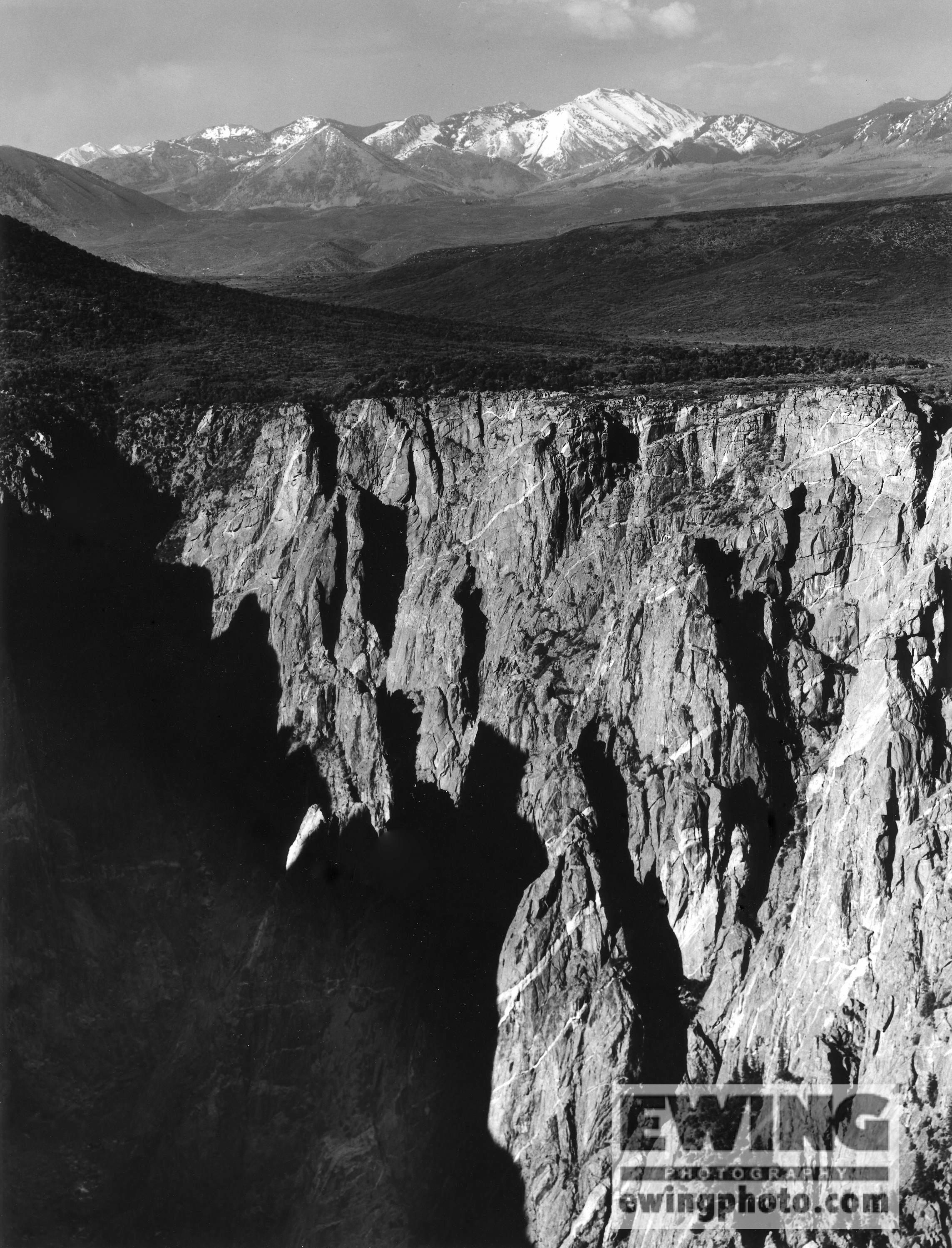 Elk Mountains Black Canyon of the Gunnison, Colorado