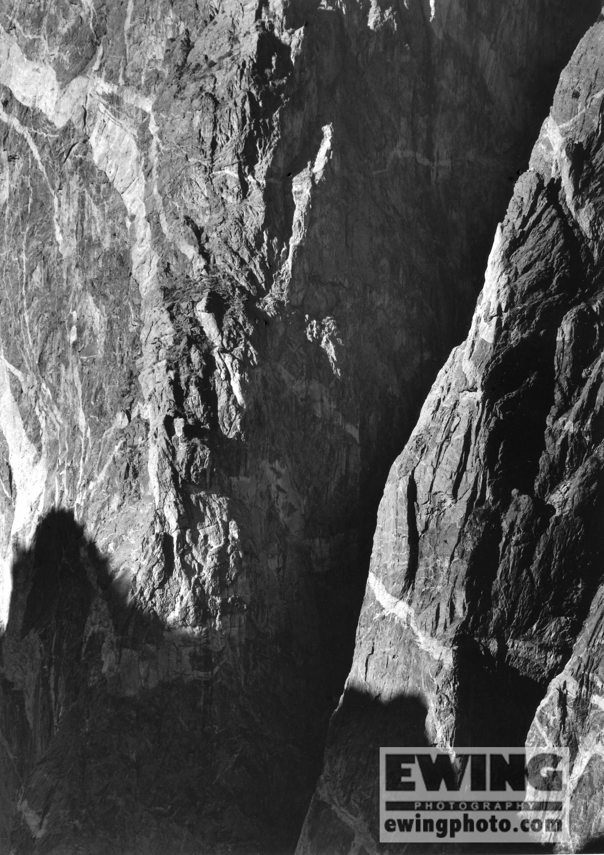 Painted Wall Black Canyon of the Gunnison, Colorado