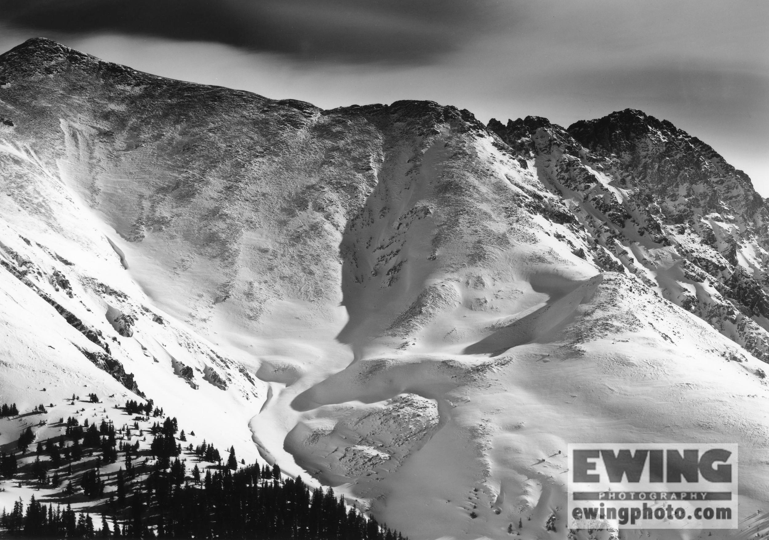 Grizzly Peak Lovland Pass, Colorado
