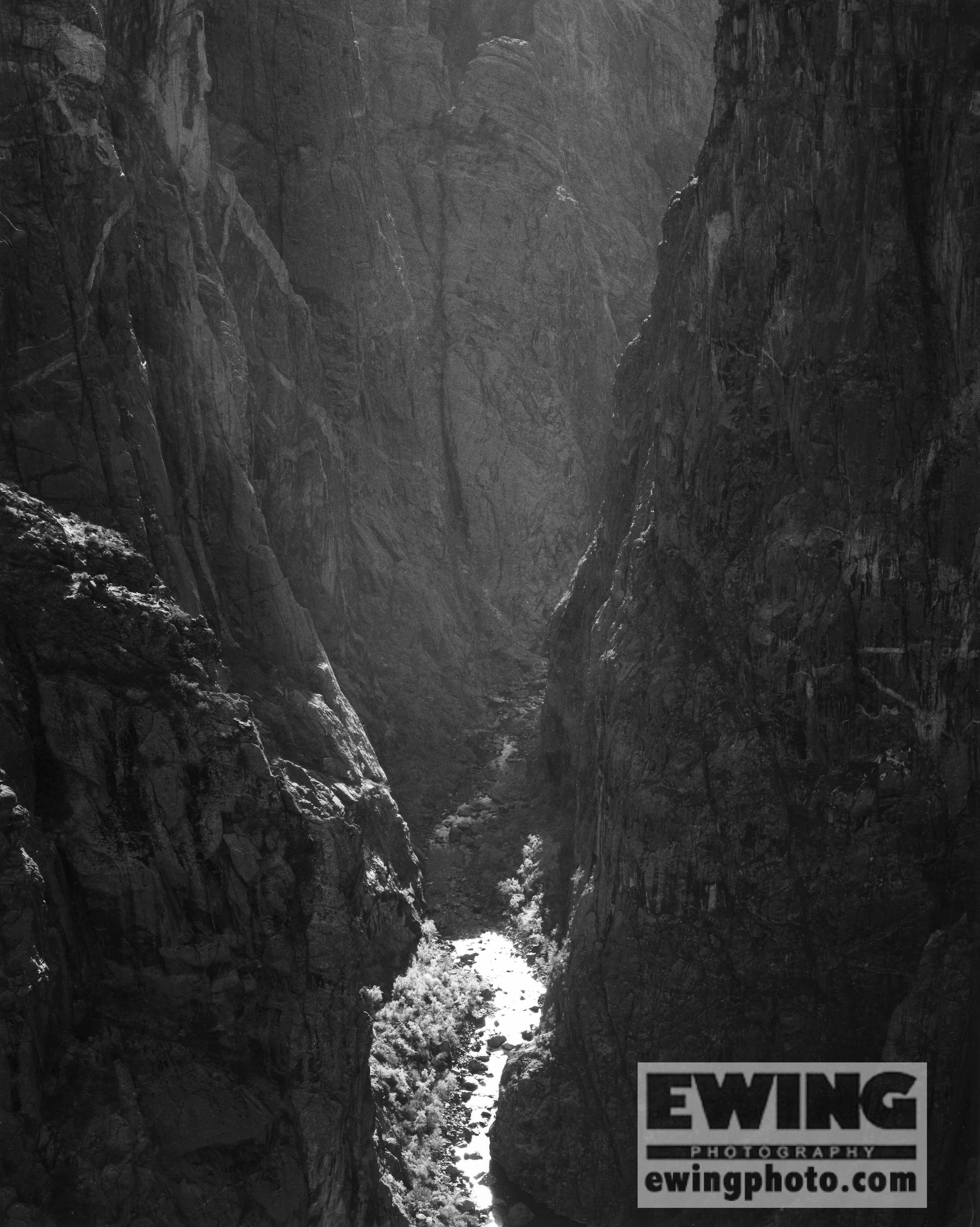Gunnison River Black Canyon of the Gunnison, Colorado