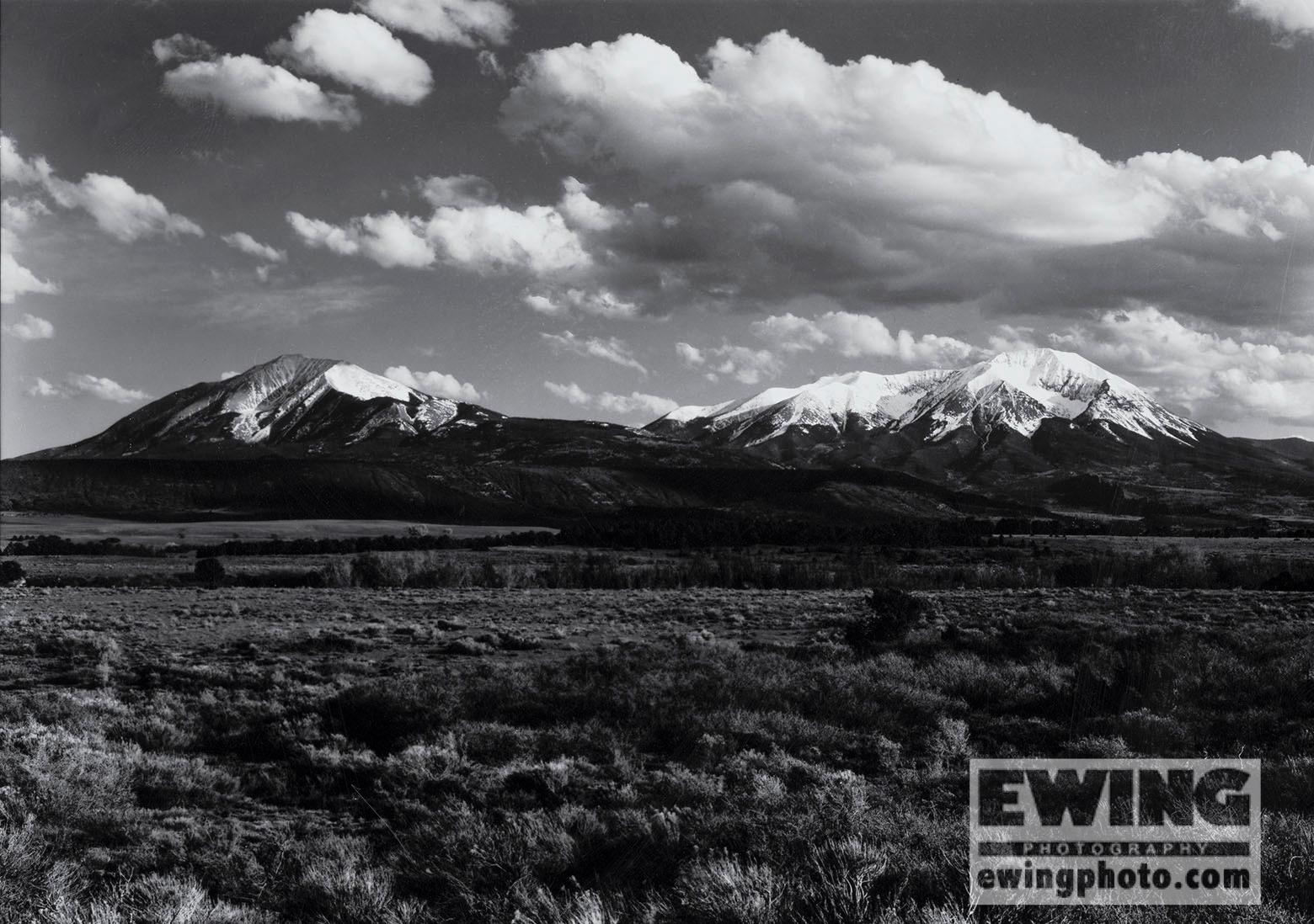 Spanish Peaks,  La Veta Colorado