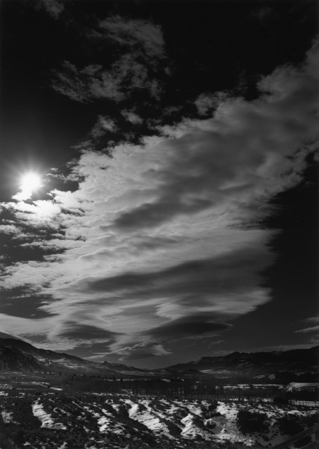 Williams Fork Mountains Colorado