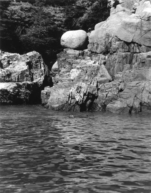 Round Rock  Acadia National Park, Maine