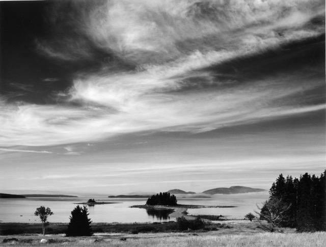 Calf Island/Acadia NP  Frenchman Bay Maine