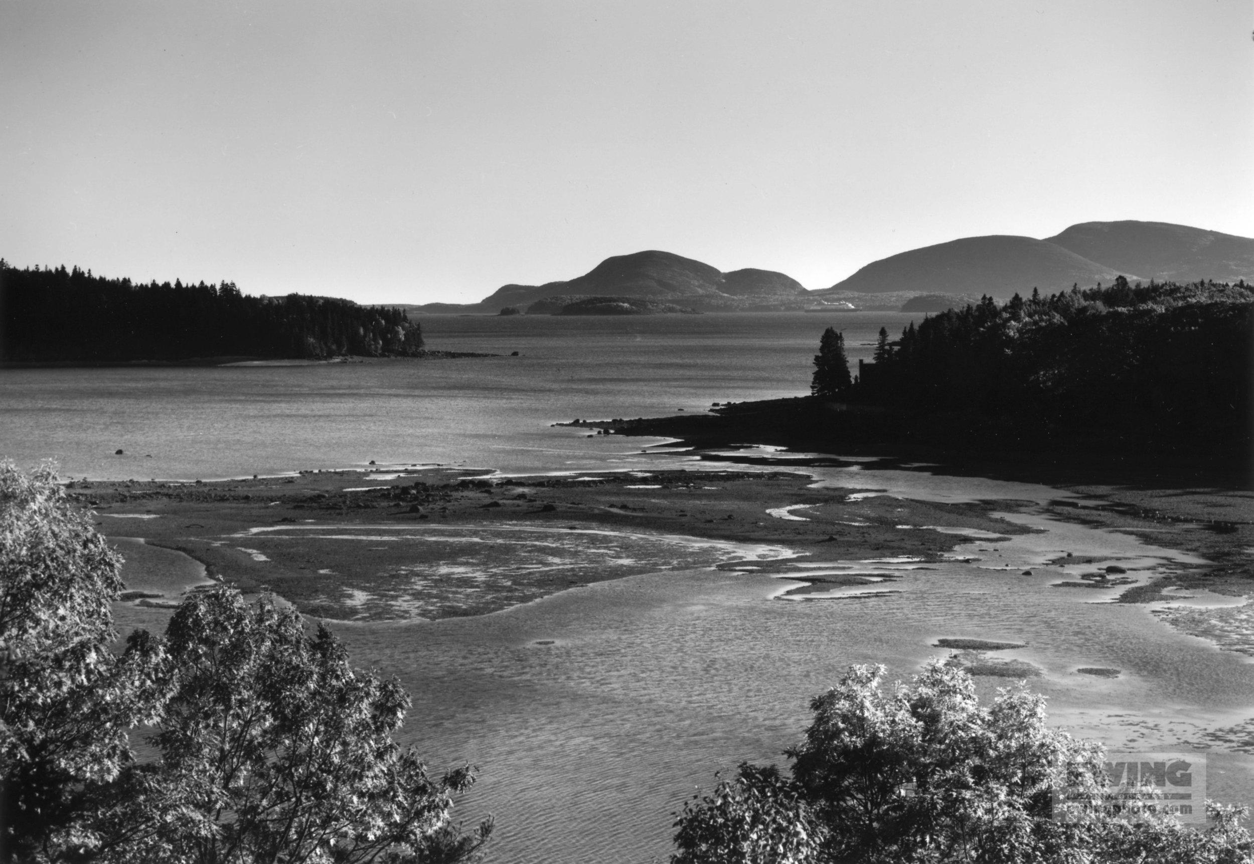 Flanders Bay Maine