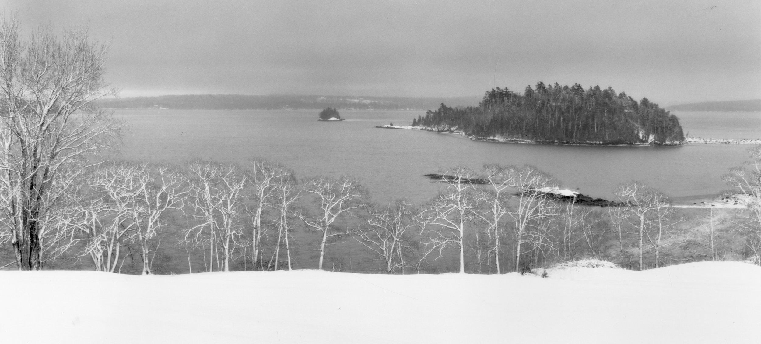 Golf Corse Treasure Island Sorrento Maine