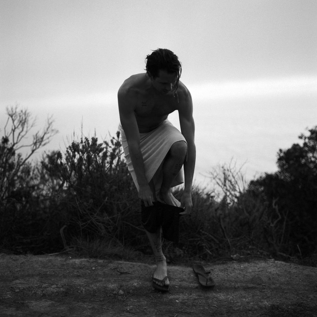 Andrew Sayer  Big Sur, California.  120mm film