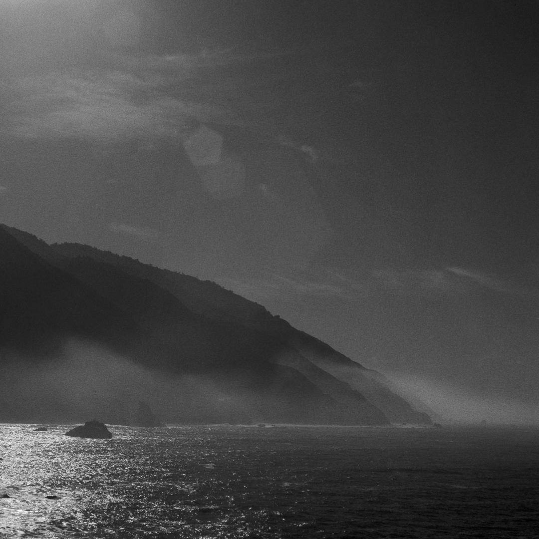 Big Sur, California.  120mm film