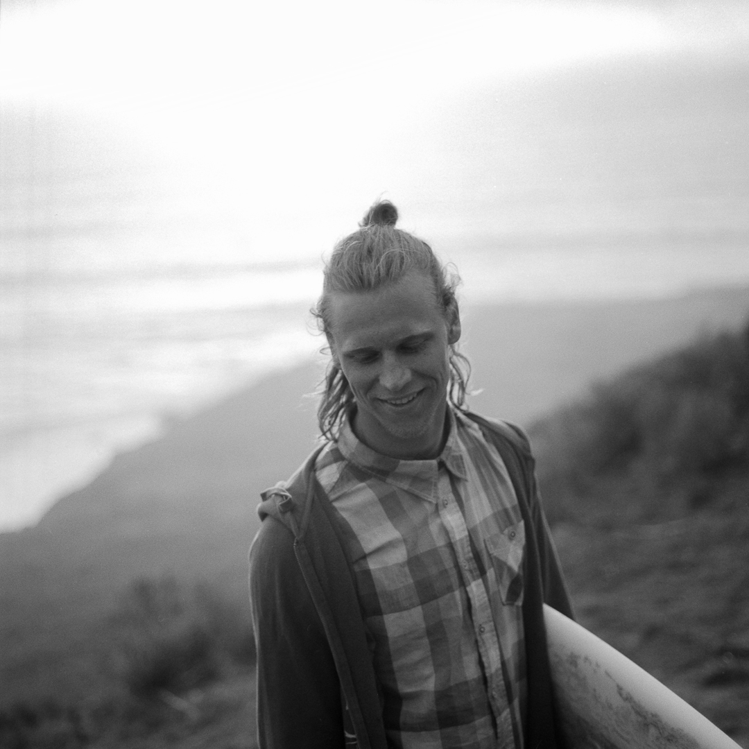 Heiðar Logi Elíasson   Big Sur, California.  120mm film