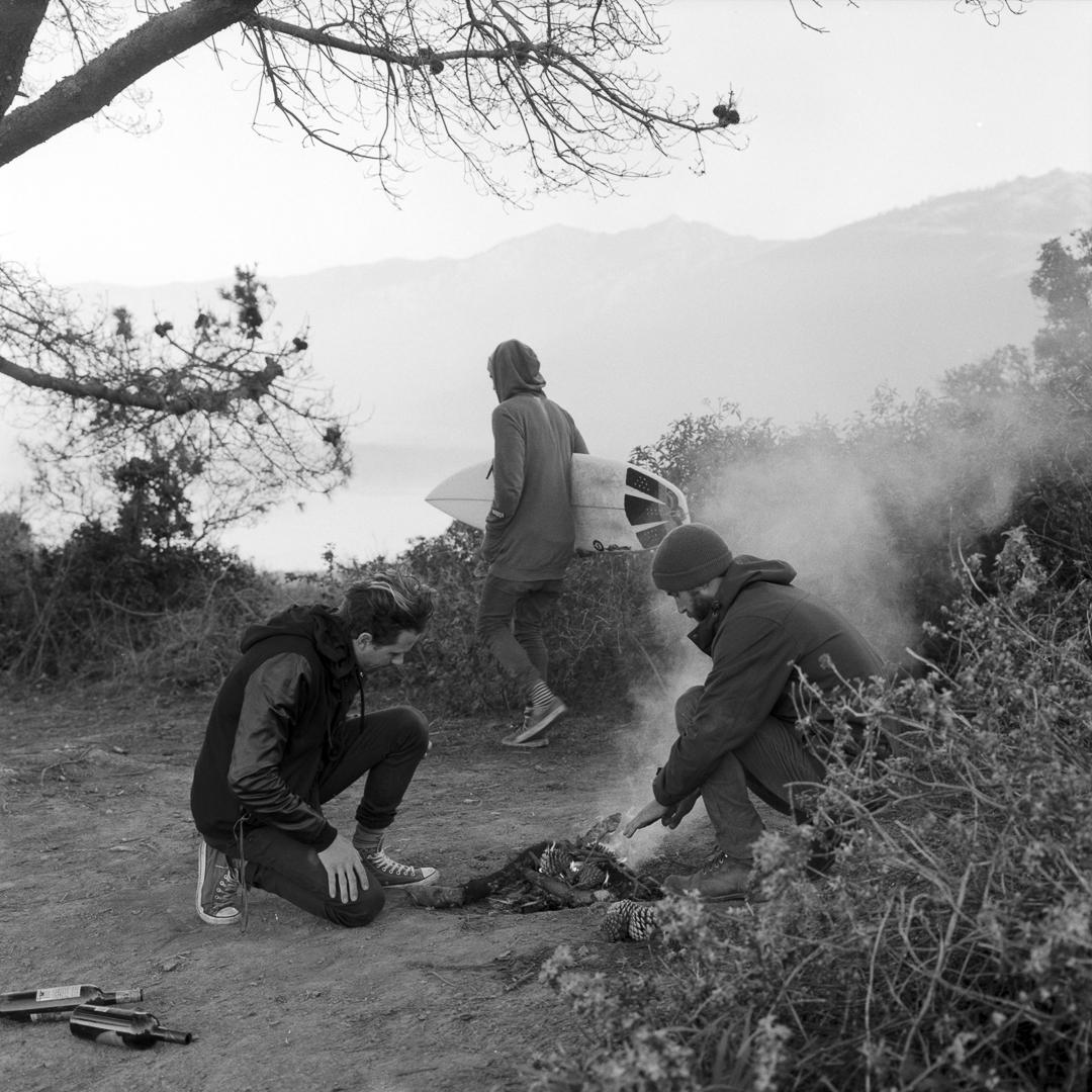 Sayer, Elíasson, & Meichtry  Big Sur, California.  120mm film