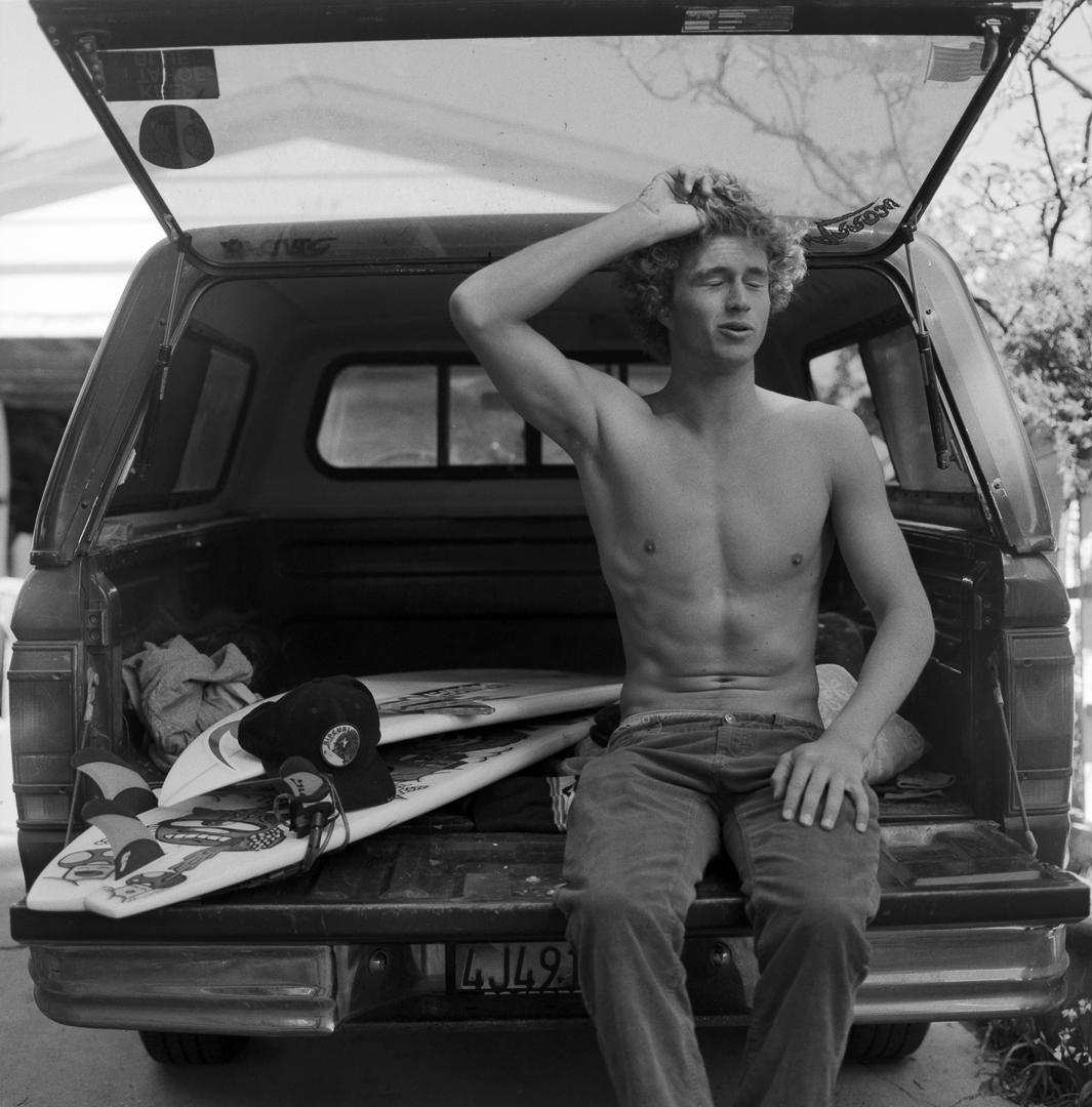 Noah Wegrich  Santa Cruz, California.  120mm