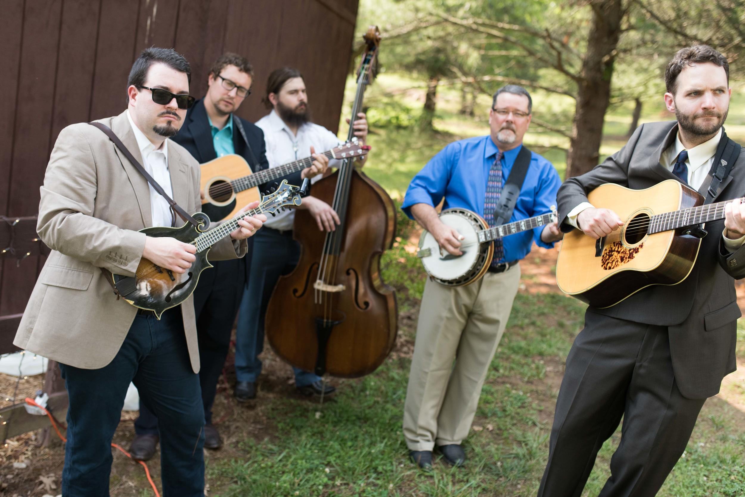 bluegrass wedding