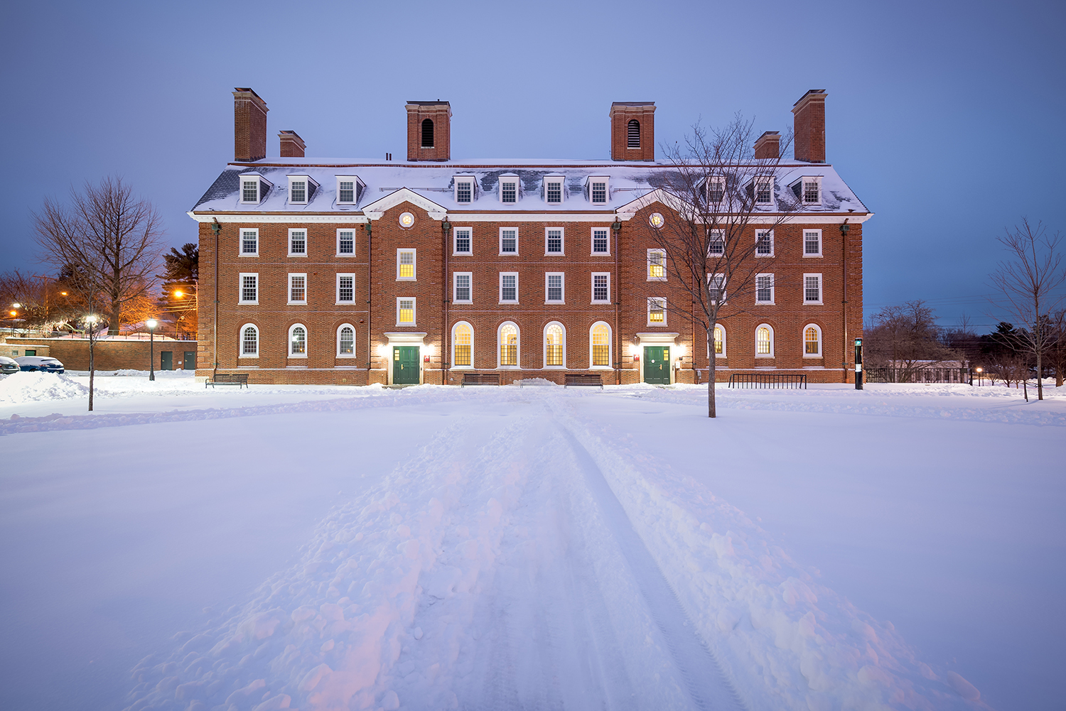 Wheelwright Hall, Exeter, NH