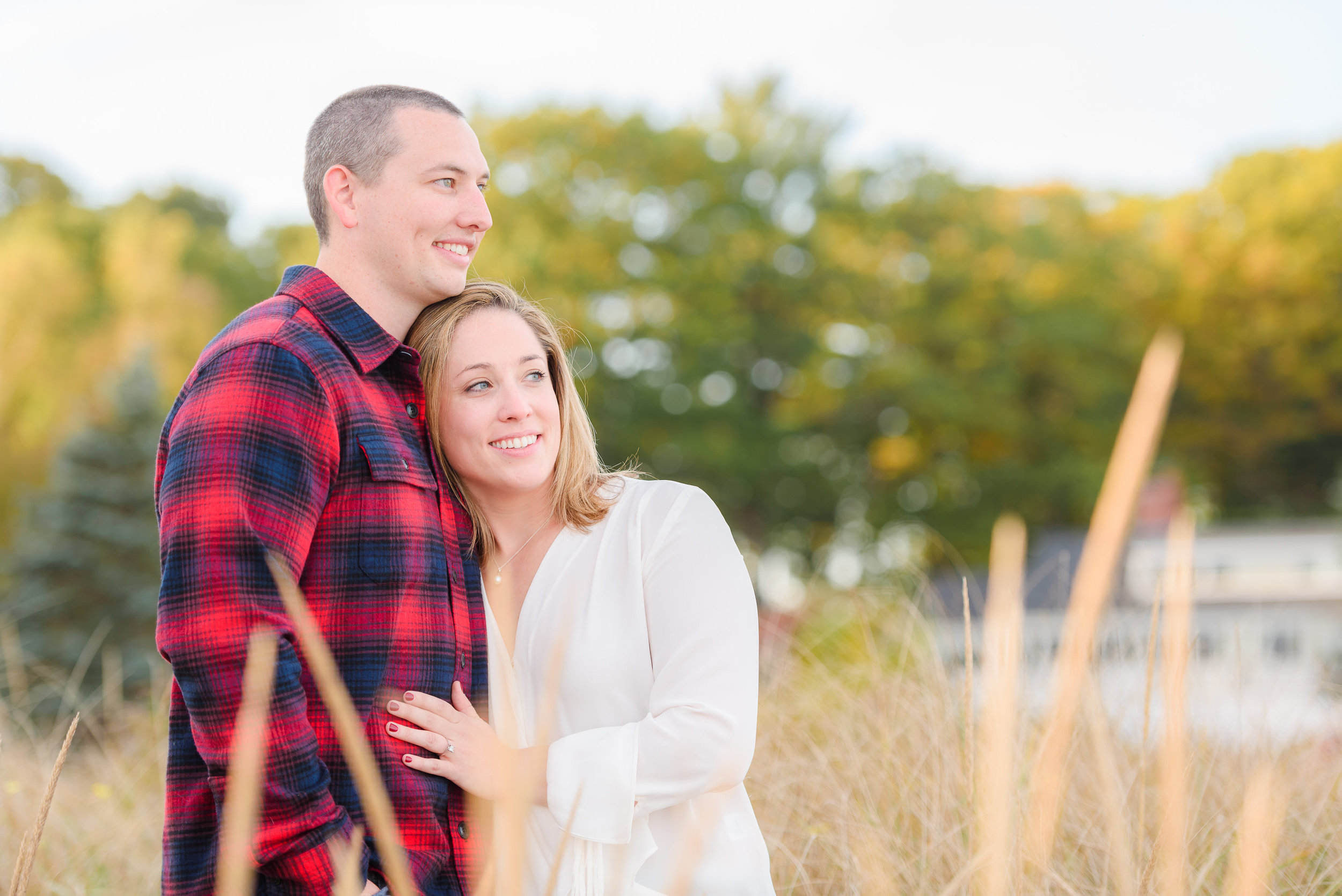 New Hampshire Outdoor Engagement Photographer | Mike Sears Photography