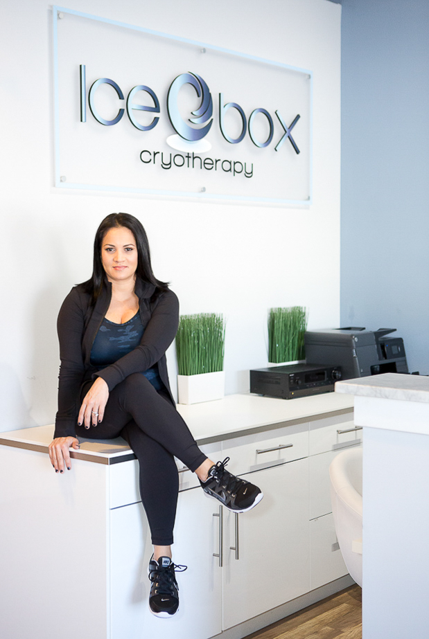 Alia Alston, Founder & Owner Icebox Studios